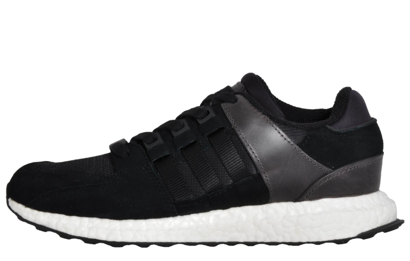 3b12be33633e8 Adidas Originals EQT Support Ultraboost Men s Running Shoes Gym Trainers  Black