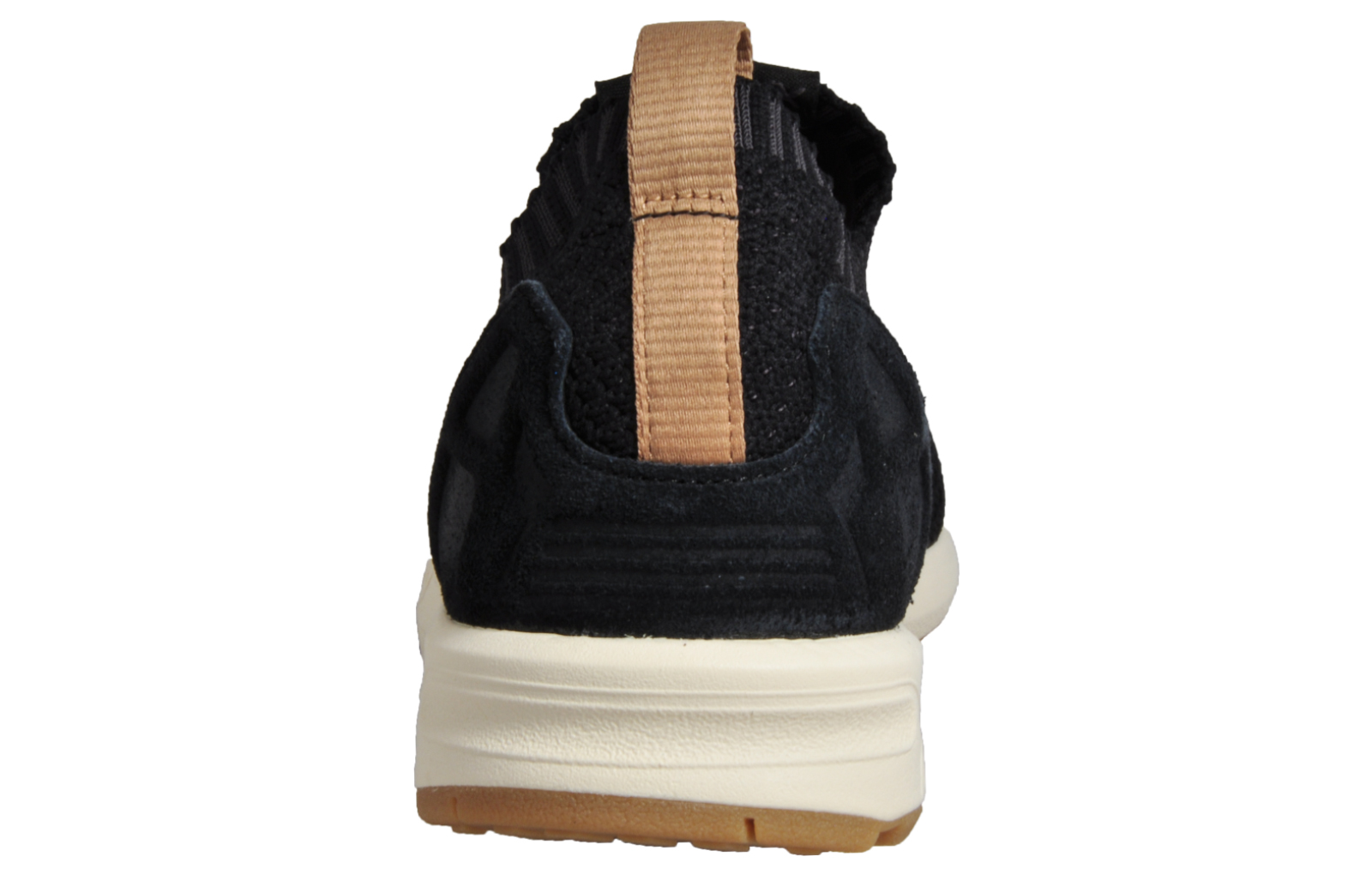 994b73a25 Adidas Originals ZX Flux Primeknit Men s Casual Gym Trainers Black ...