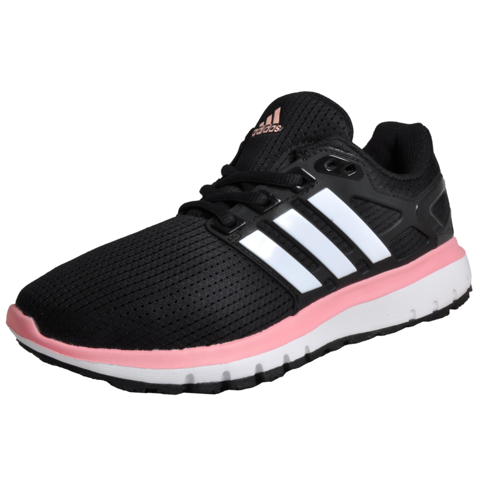 timeless design c1940 4b9a2 Details about Adidas Energy Cloud WTC Women s Running Shoes Fitness Gym  Fashion Trainers Black