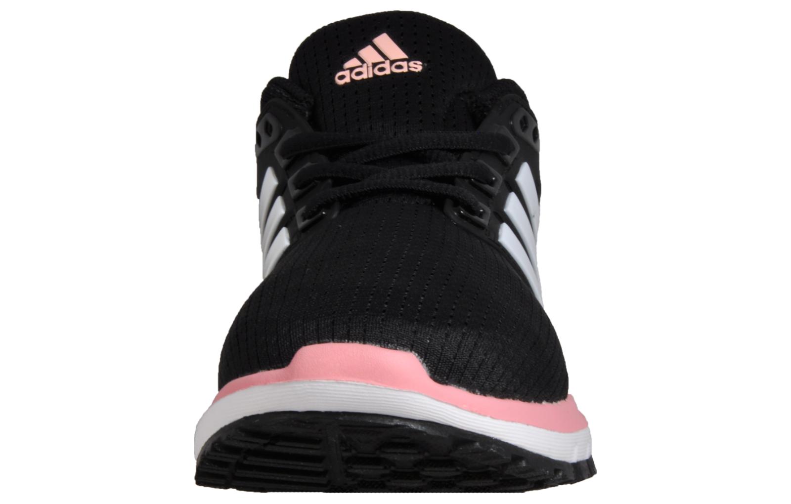 sports shoes 0b560 7bdf8 Adidas Energy Cloud WTC Women s Running Shoes Fitness Gym Fashion Trainers  Black