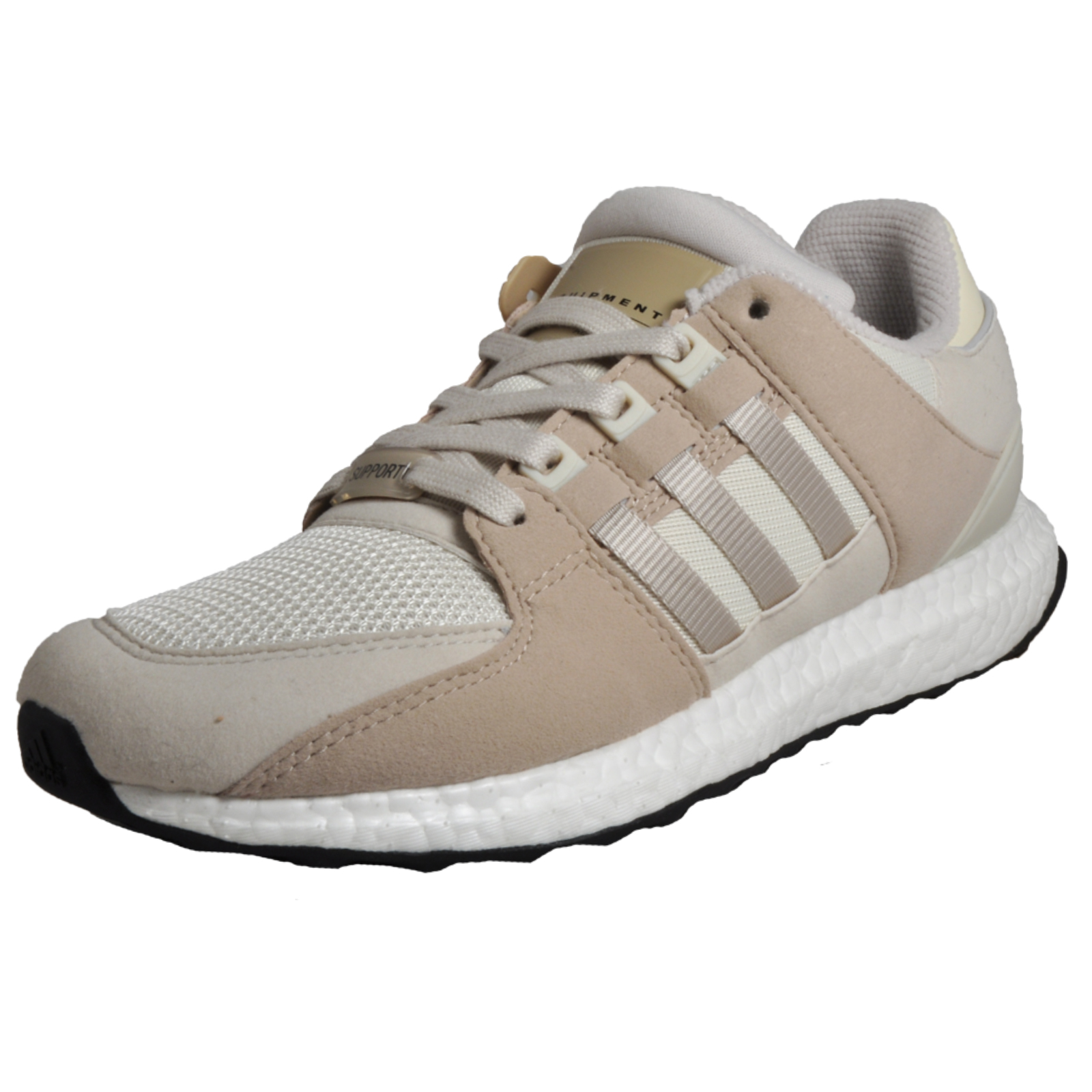 a53d5952816f Details about Adidas Originals EQT Support Ultraboost Classic Retro Fashion  Trainers Beige