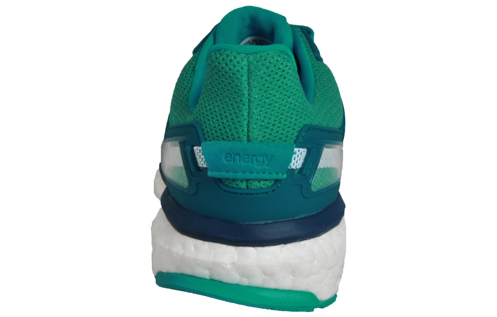 promo code 73898 2d471 Adidas Energy Boost 3 Premium Women s Running Shoes Green B Grade