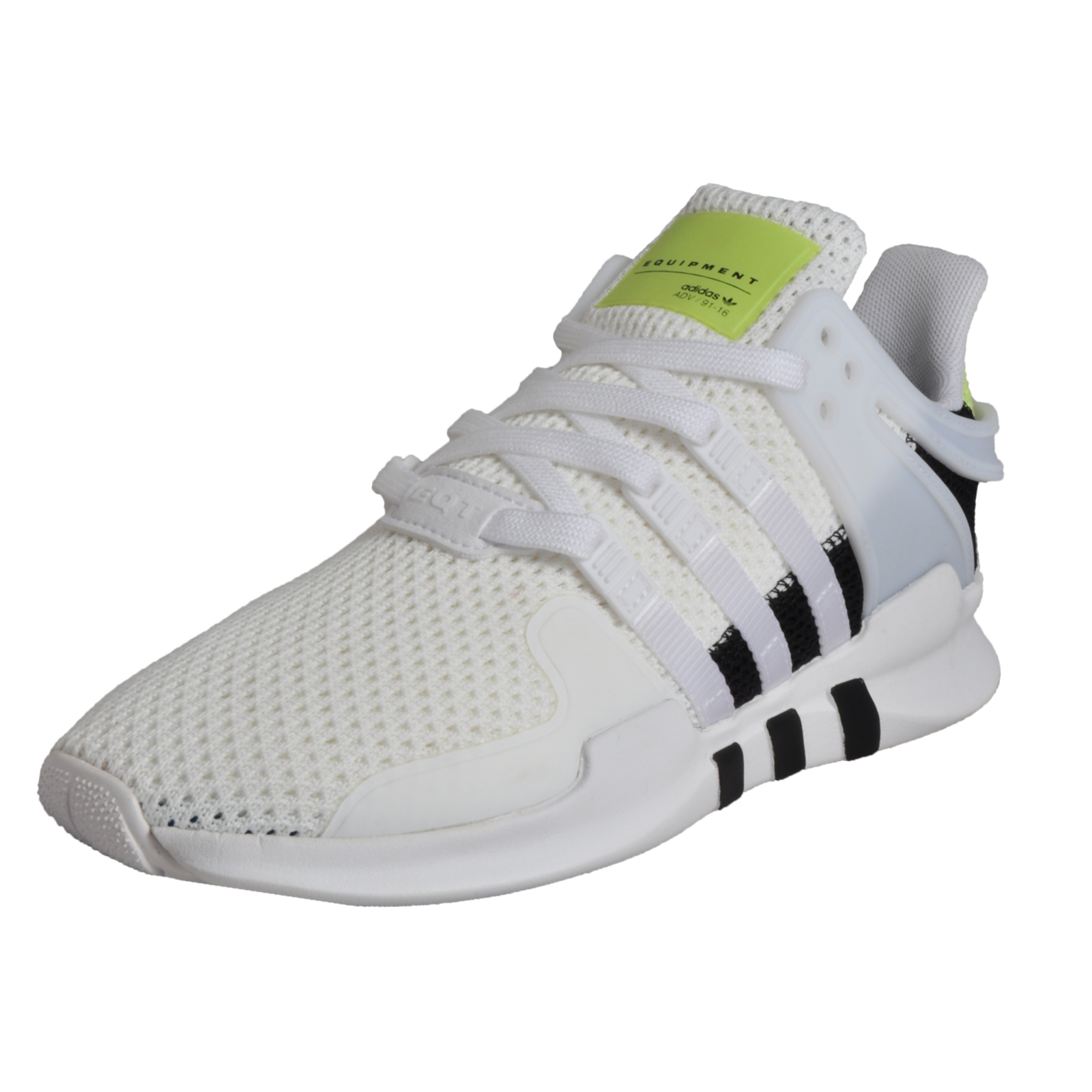 279dee30413d Details about Adidas Originals EQT Support ADV Men s Classic Retro Fashion  Trainers White