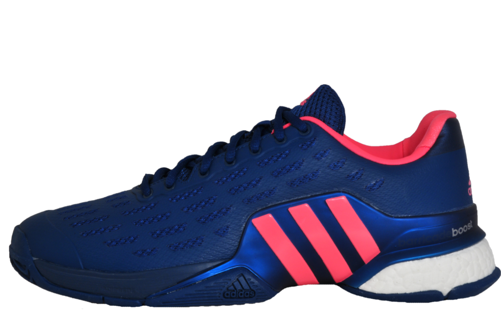 57f2e79950827 cheap adidas ultra boost running shoes black 2016 038e2 76ffd  official  adidas barricade 2016 boost mens tennis shoes court fitness gym trainers  blue 486ca ...
