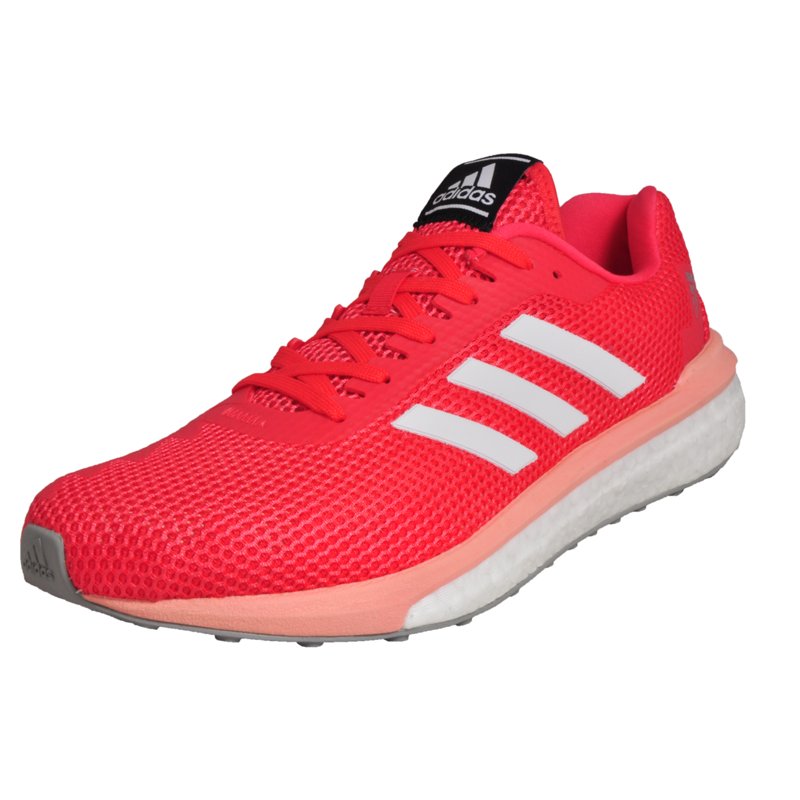 68a478001a39b Details about Adidas Vengeful Boost Womens Premium Running Shoes Gym  Trainers Red