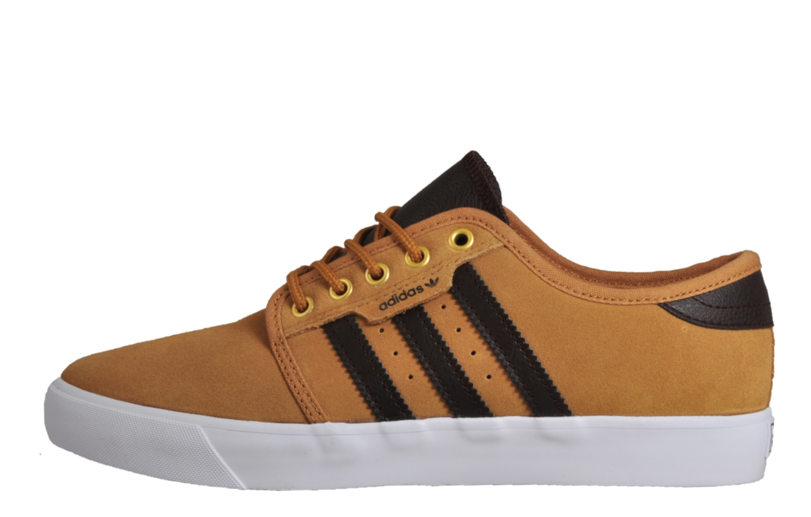 9fda991beea Adidas Originals Seeley Junior Suede Leather Casual Retro Trainers UK 3.5  Only
