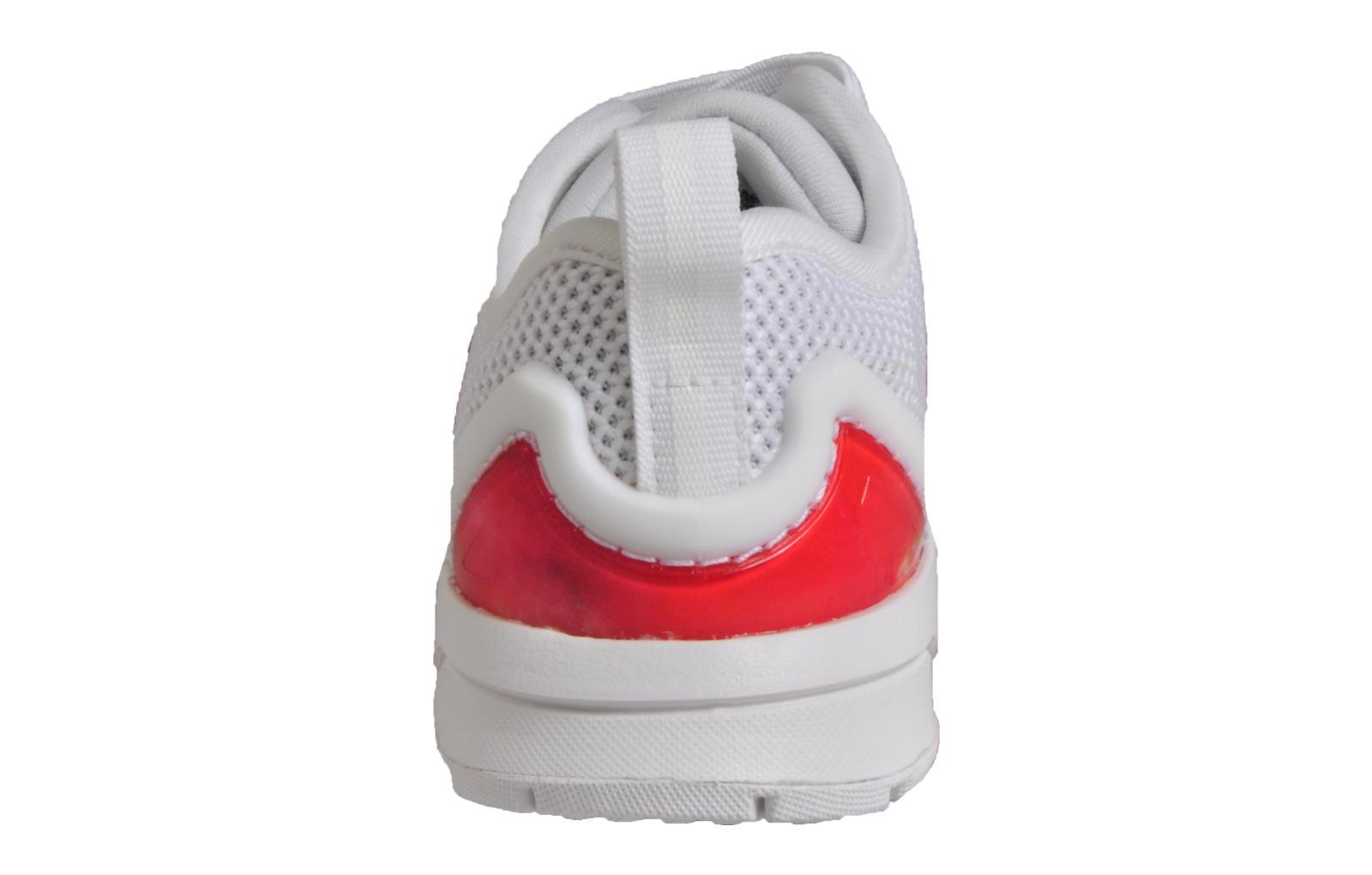 premium selection 9617e 5c34a Adidas Originals ZX Flux EL Infants Babies Toddlers Girls Classic Casual  Trainers White