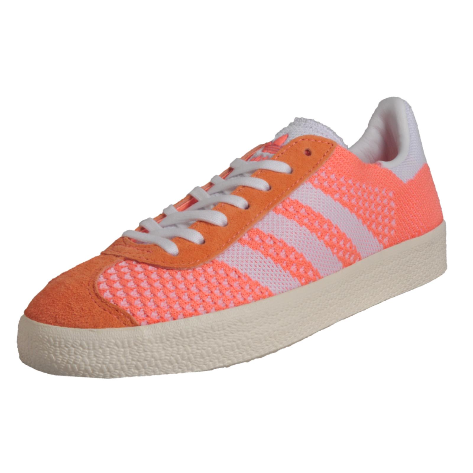 fe54b22f2334 Details about Adidas Originals Gazelle Women s Primeknit Classic Casual Retro  Vintage Trainers