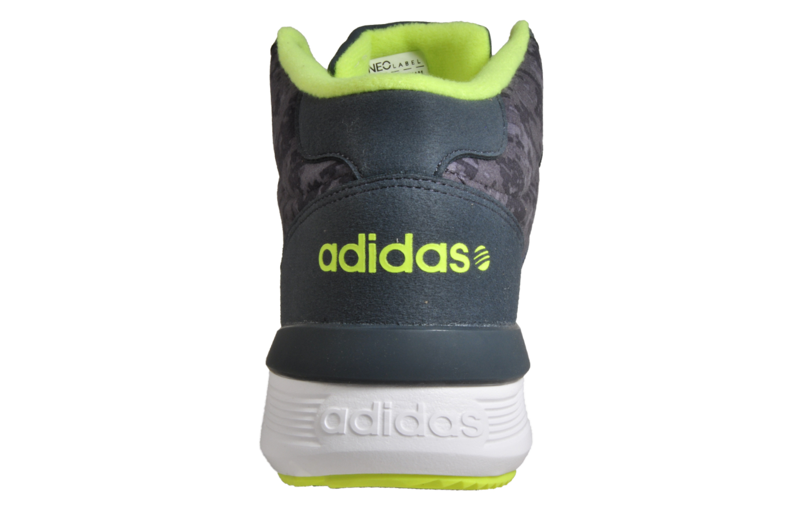 finest selection daecc 41d00 Adidas Lite Racer Mid Mens Athletic Fashion Gym Trainers Sneakers Grey