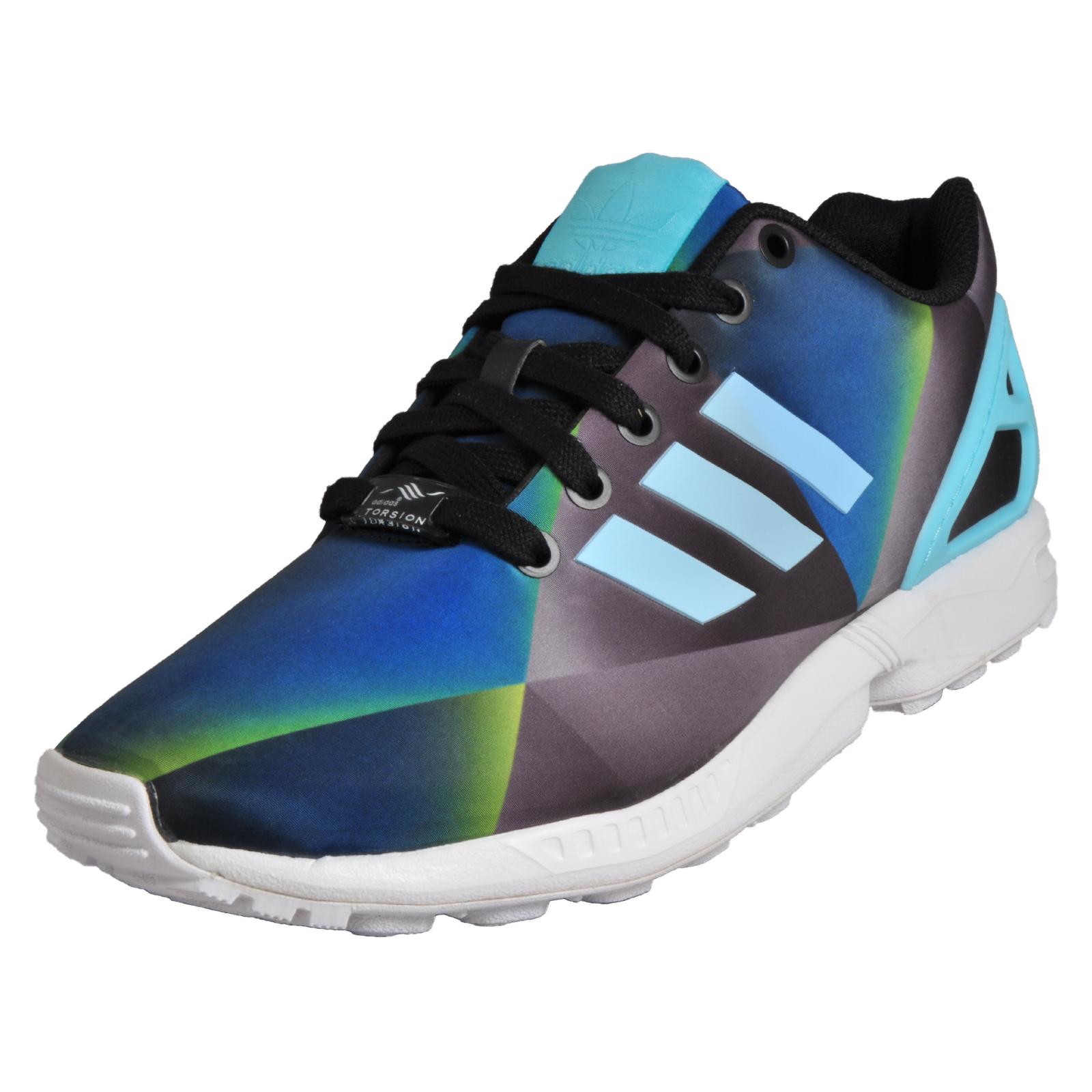 39cd0fabb313d Details about Adidas Originals ZX Flux Mens Classic Casual Running Gym  Fashion Retro Trainers