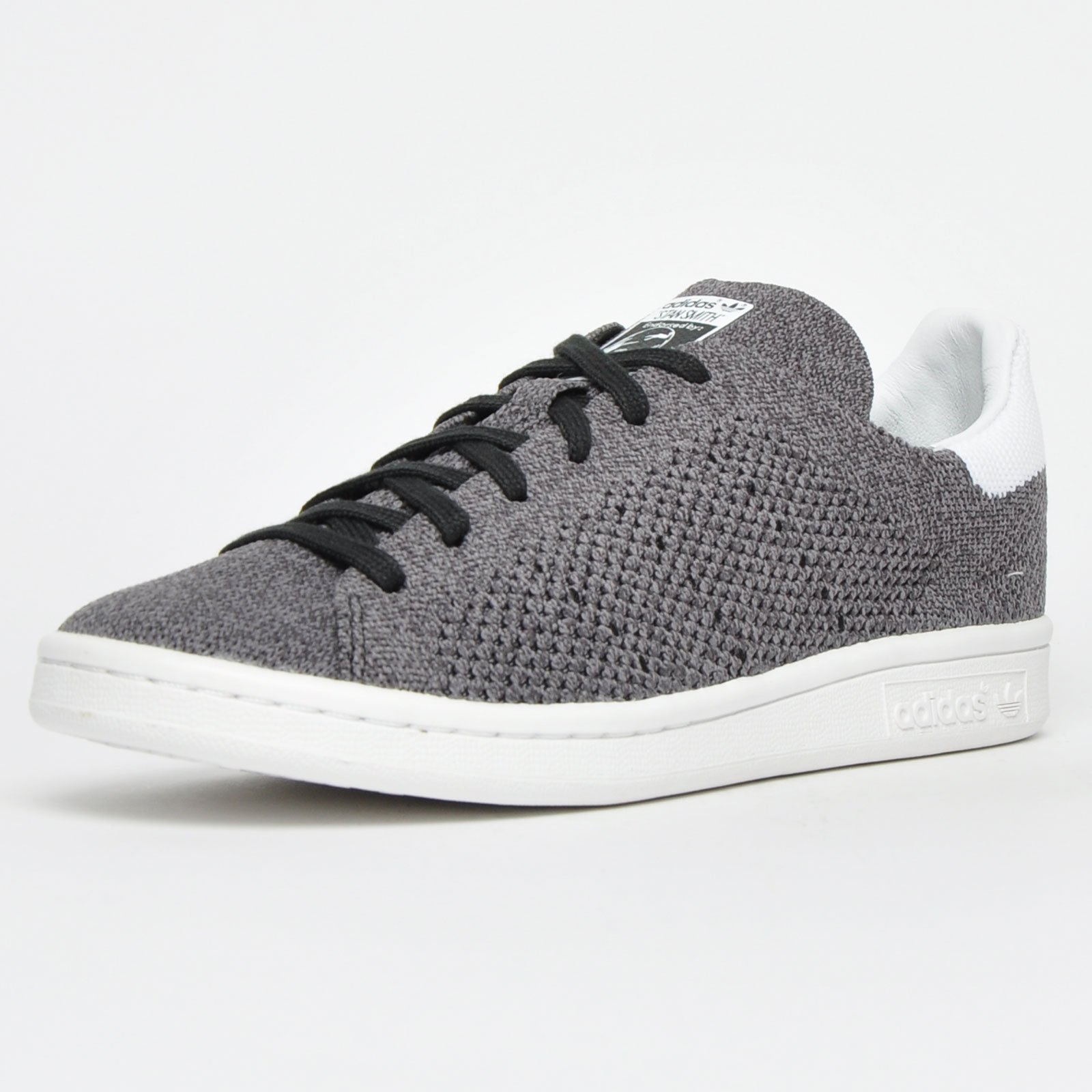 first rate 70ebe 24665 Details about Adidas Originals Stan Smith PK Prime Knit Men's Retro Fashion  Trainers Grey