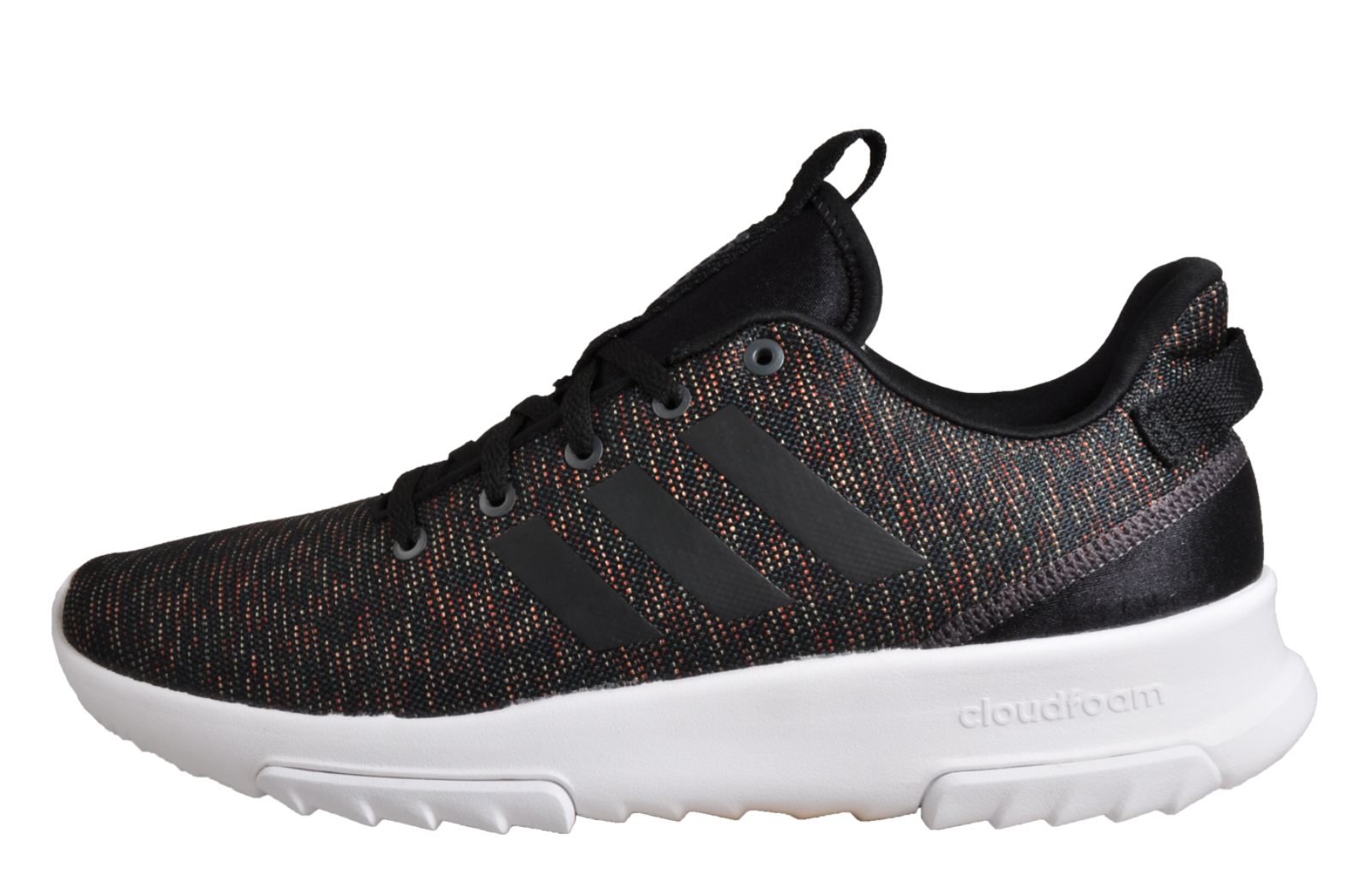 pretty nice 0720e 49d31 Adidas Neo Cloudfoam Racer TR Mens Running Gym Casual Trainers Black