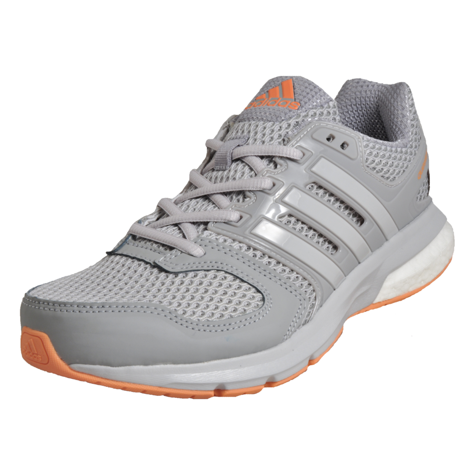 cheap for discount 013e7 d8858 Details about Adidas Questar Boost Women s Premium Running Shoes Fitness  Gym Trainers Grey