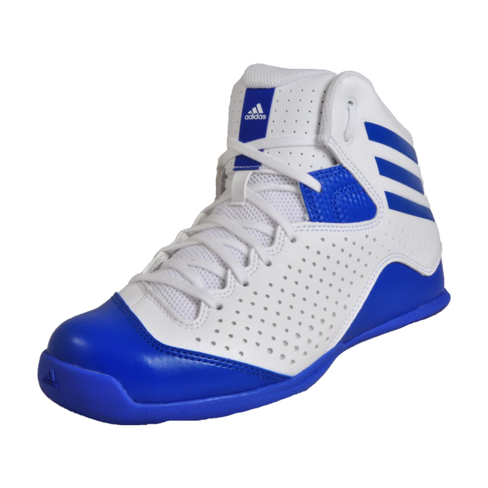 new style f3a86 ff91e Adidas Next Level Speed 4 Men s Basketball Trainers White UK 6   6.5 Only