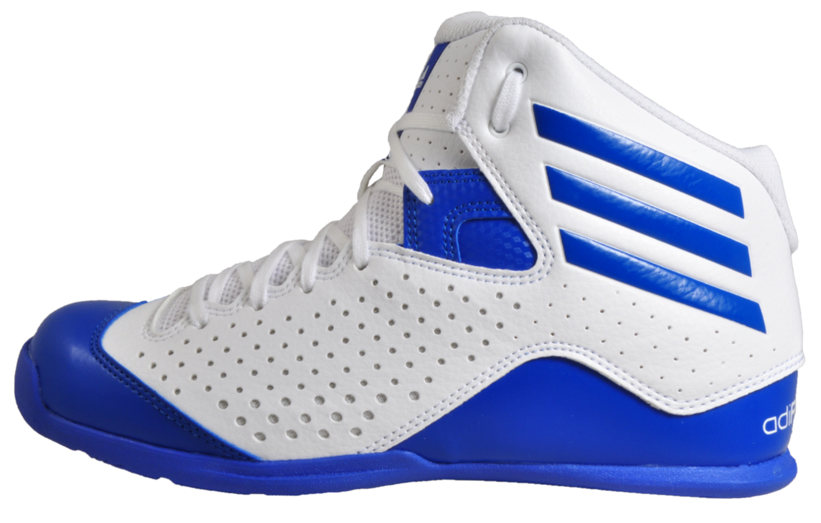 huge discount f9f41 a588a Adidas Next Level Speed 4 Men s Fitness Gym Court Basketball Trainers White  UK 6   6.5 Only