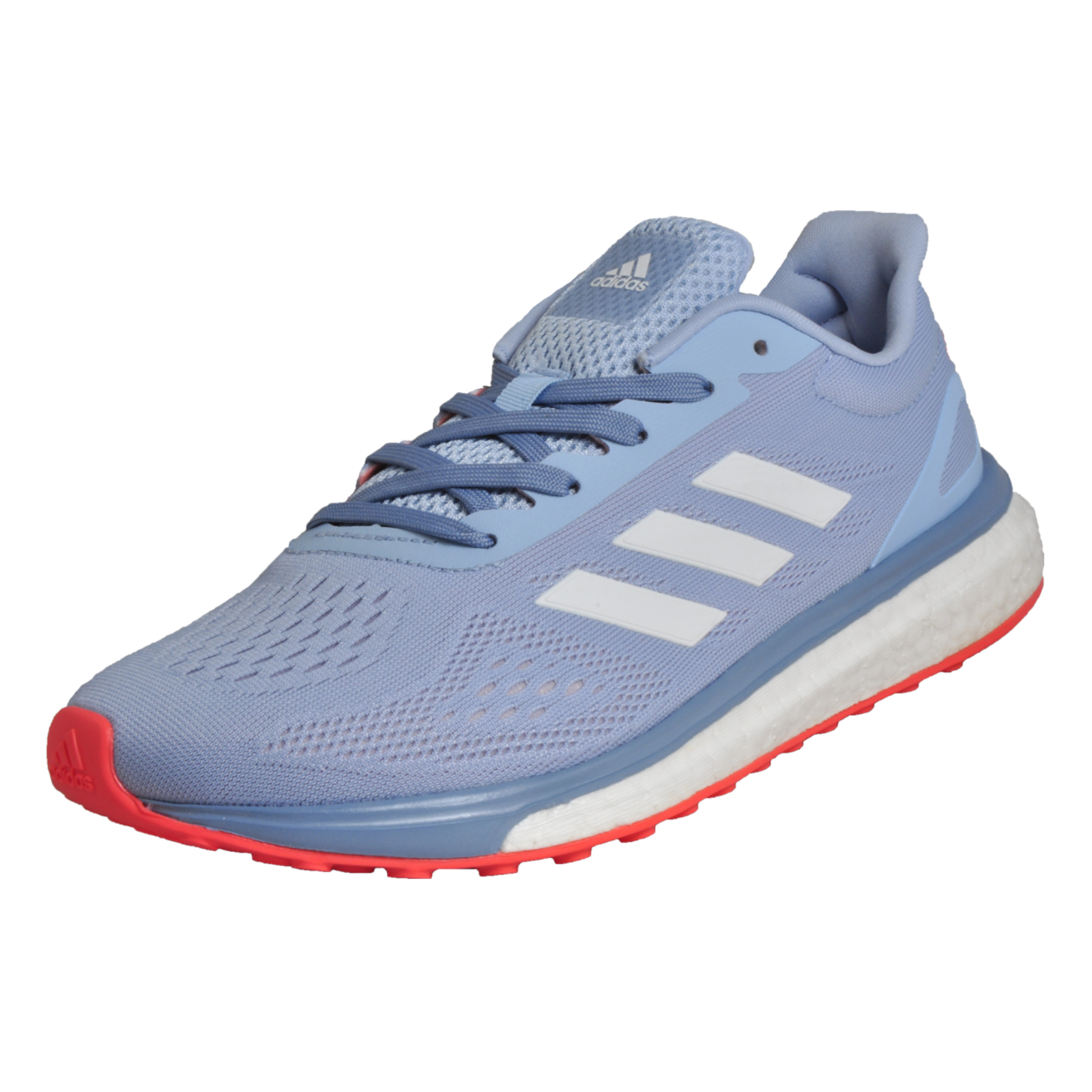 e59f157c373 Details about Adidas Response LT Womens Premium Running Shoes Fitness Gym Trainers  Blue