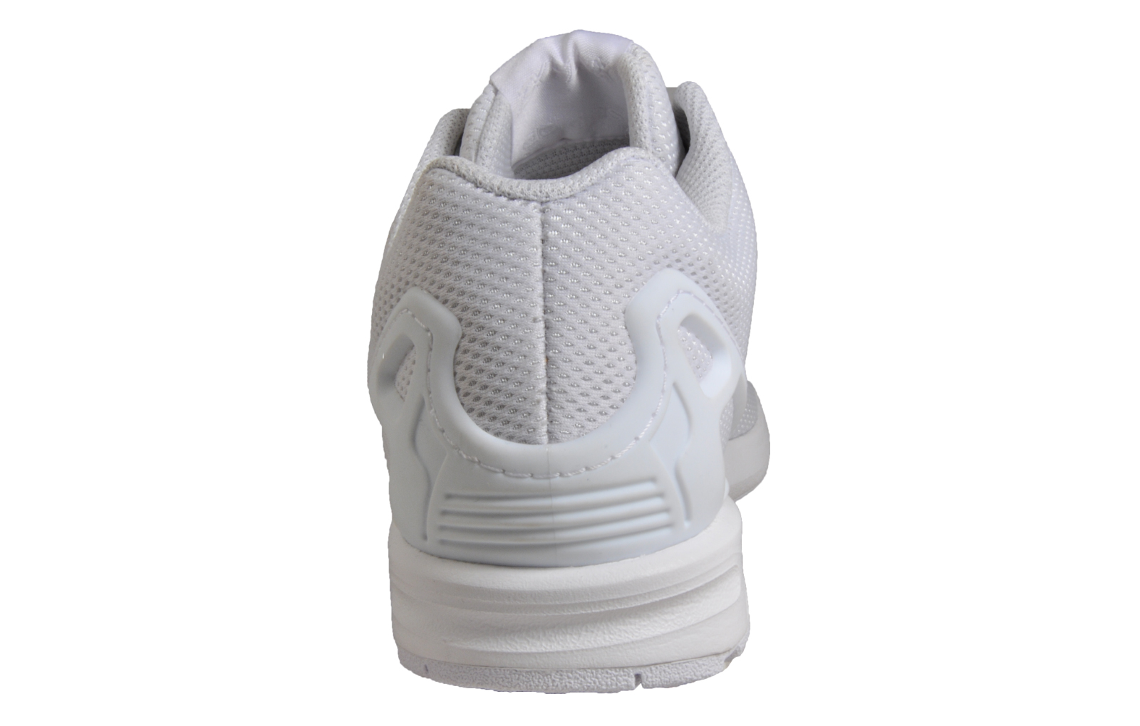 75ff89f2d89cf Adidas Originals ZX Flux Uni Classic Casual Retro Trainers White UK 4 Only