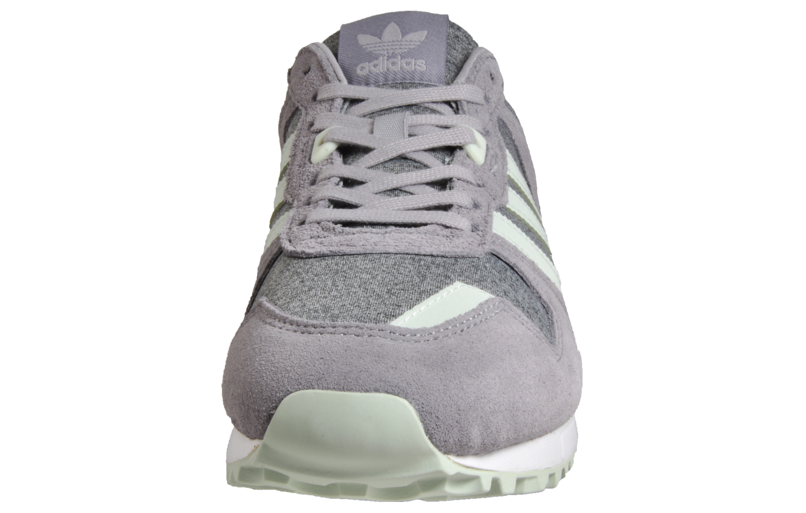 ef7596ebd Adidas Originals ZX 700 Womens Classic Casual Retro Running Trainers Grey