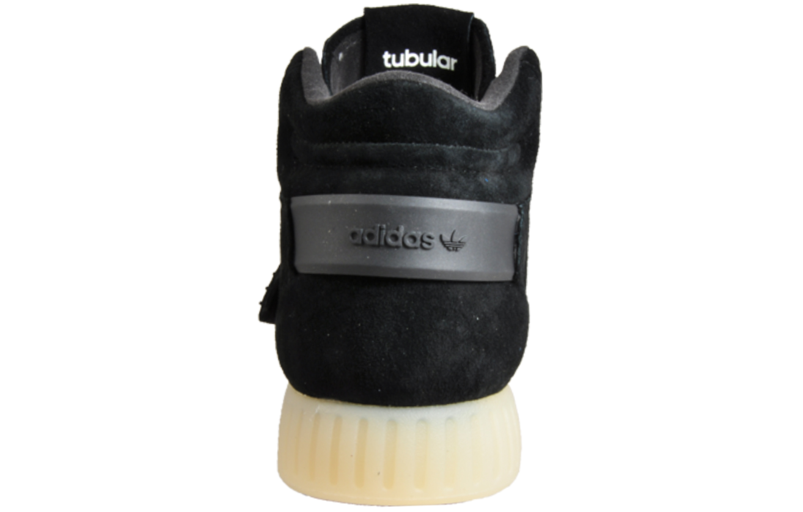 5dddd4a055498 Adidas Originals Tubular Invader Strap Men s Suede Leather Mid Top Trainers