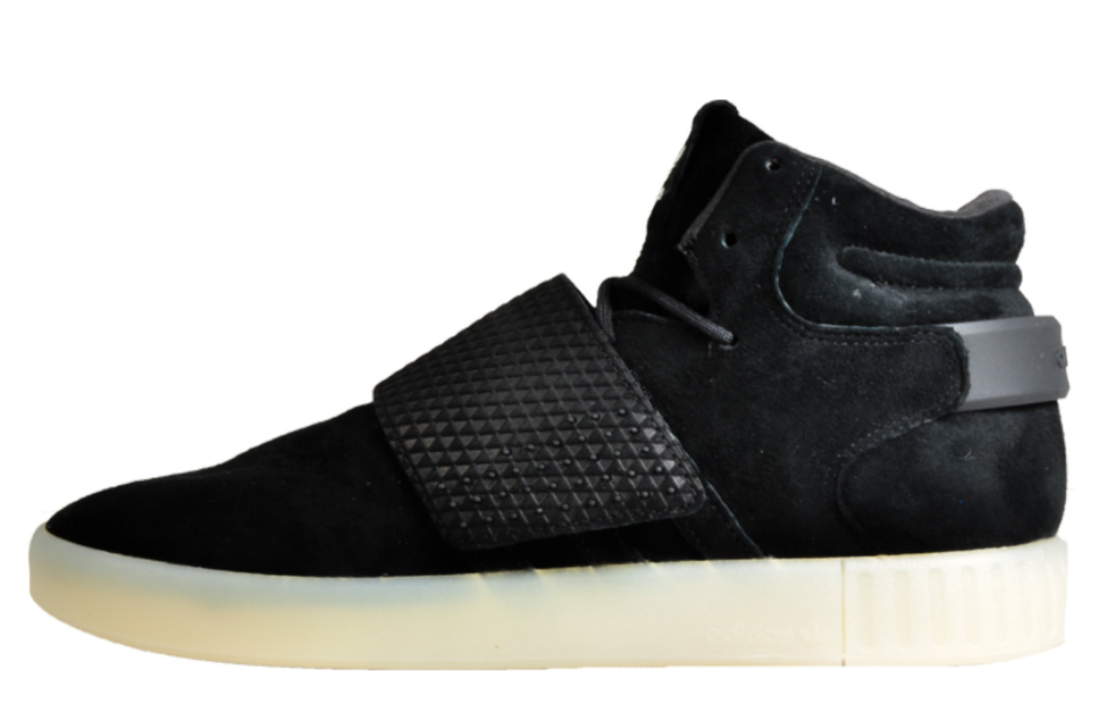 a56e0893438230 Adidas Originals Tubular Invader Strap Men s Suede Leather Mid Top Trainers