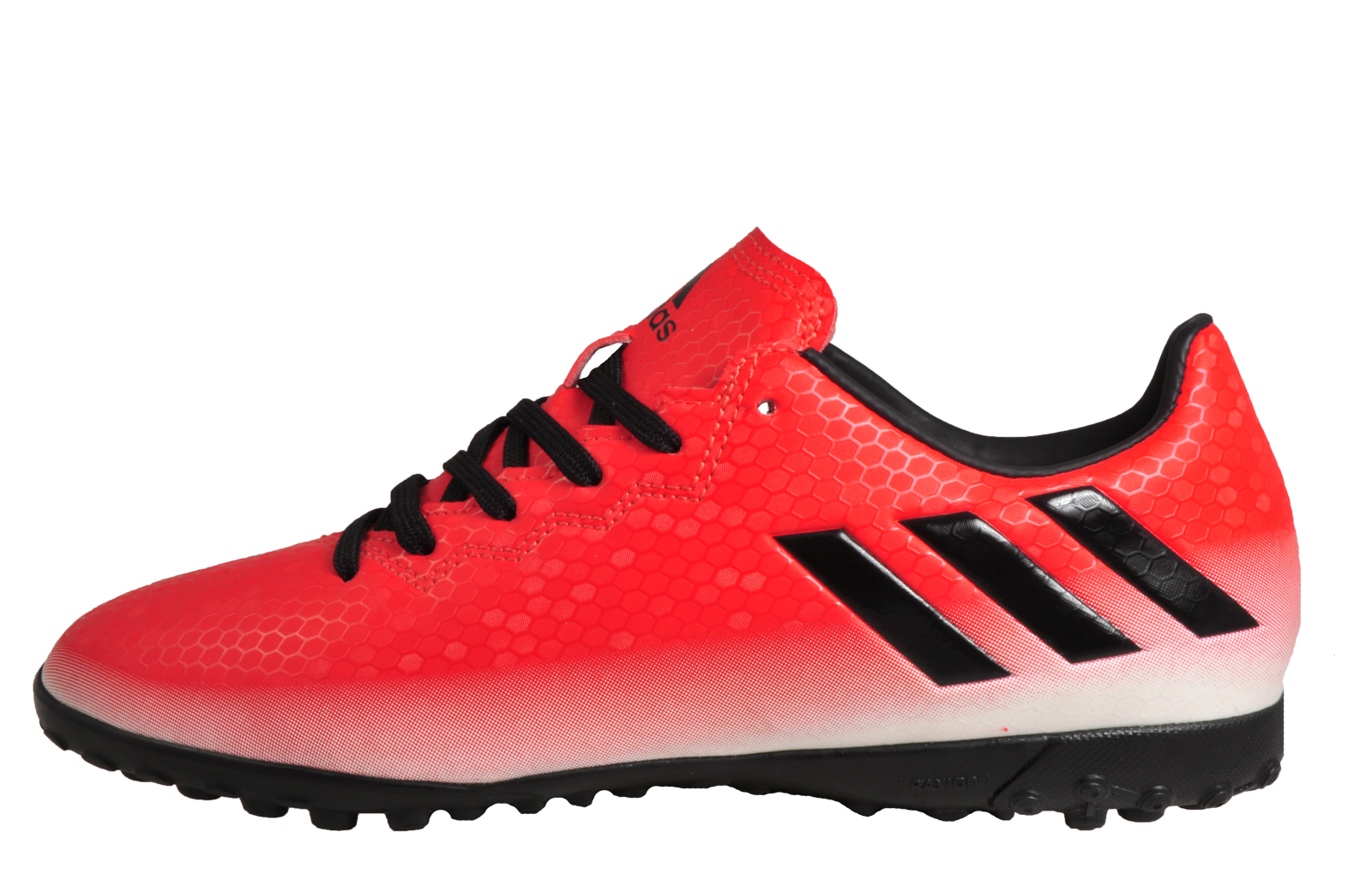 sale retailer 37999 62610 Adidas Messi 16.4 TF Mens Football Astro Turf Indoor Trainers Red