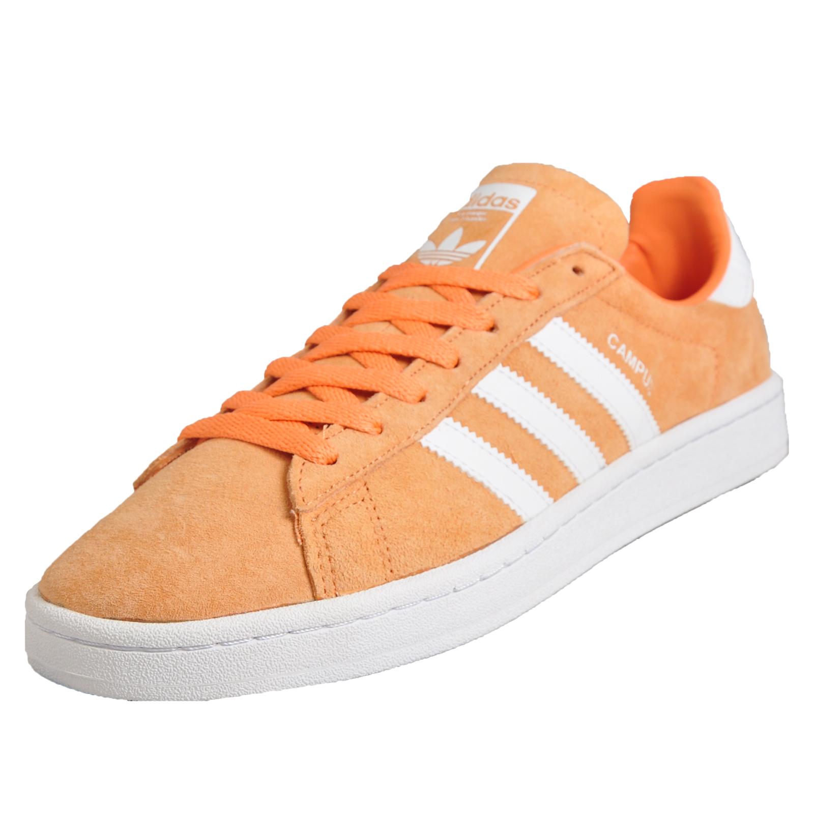 e6a4d6246bb1 Details about Adidas Originals Campus Mens Suede Leather Vintage Retro  Sneakers Trainers