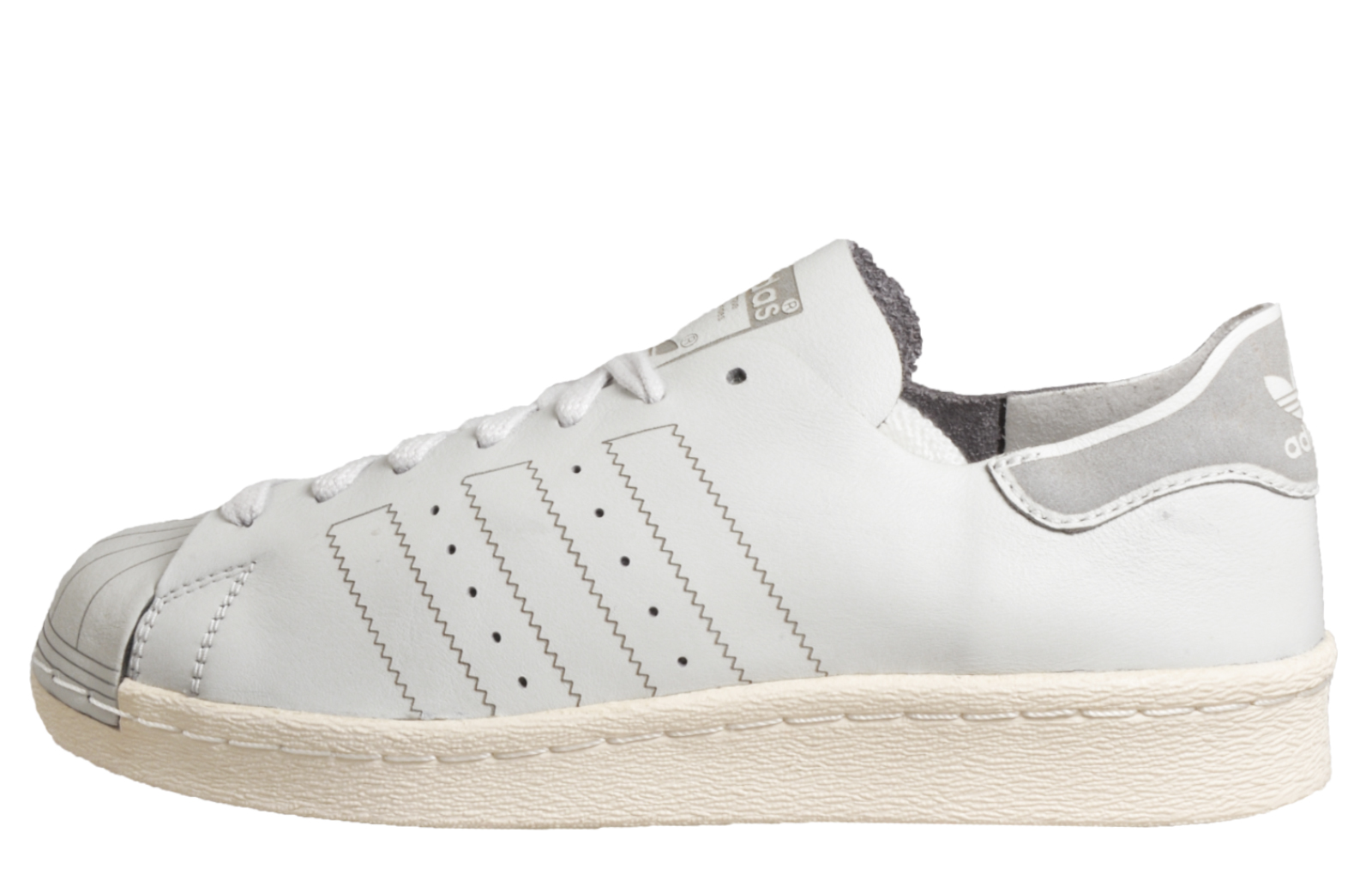huge selection of 3e6b1 33e89 Adidas Originals Superstar 80s Decon Women s Casual Vintage Trainers B Grade