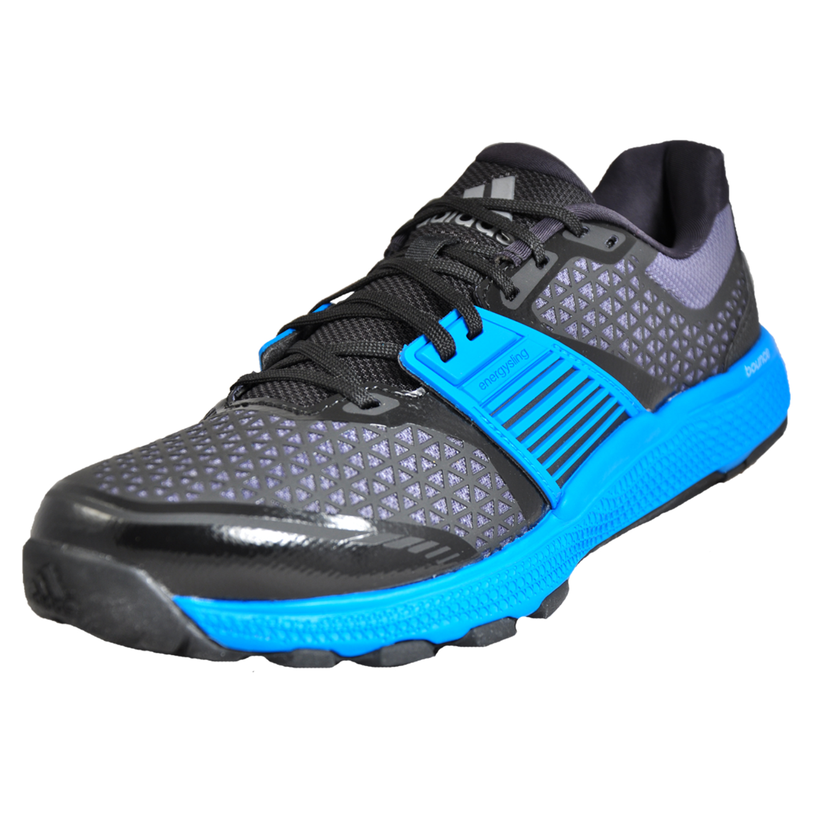 the best attitude a3813 29f63 Adidas CrazyTrain Bounce Men s Running Shoes Fitness Gym Trainers Black
