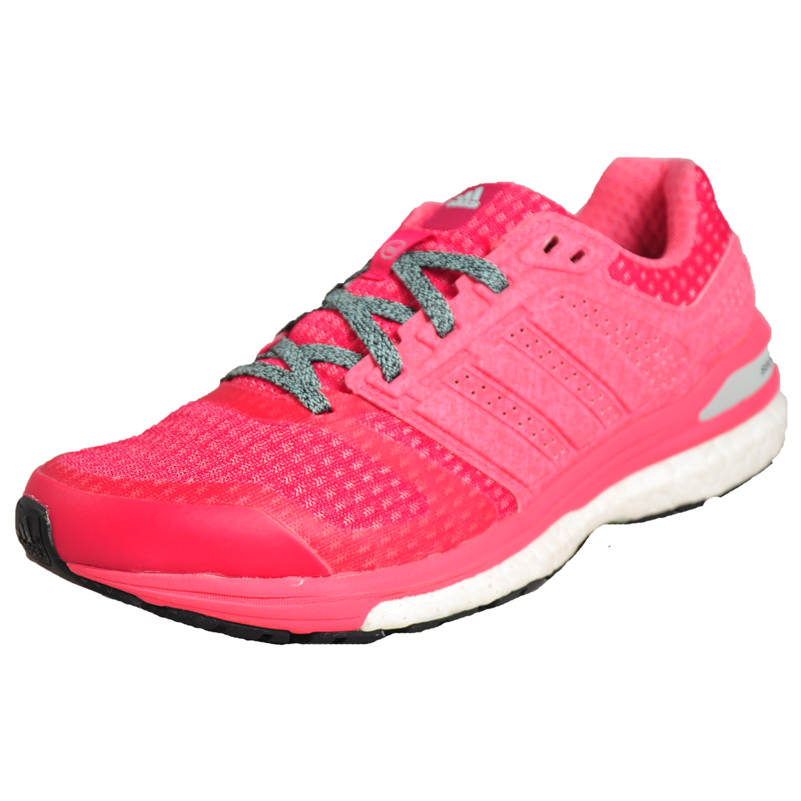 more photos 00e26 34c39 Details about Womens Ladies Adidas Supernova Sequence Boost 8 Women s  Running Shoes Fitness Gy. Listed for charity