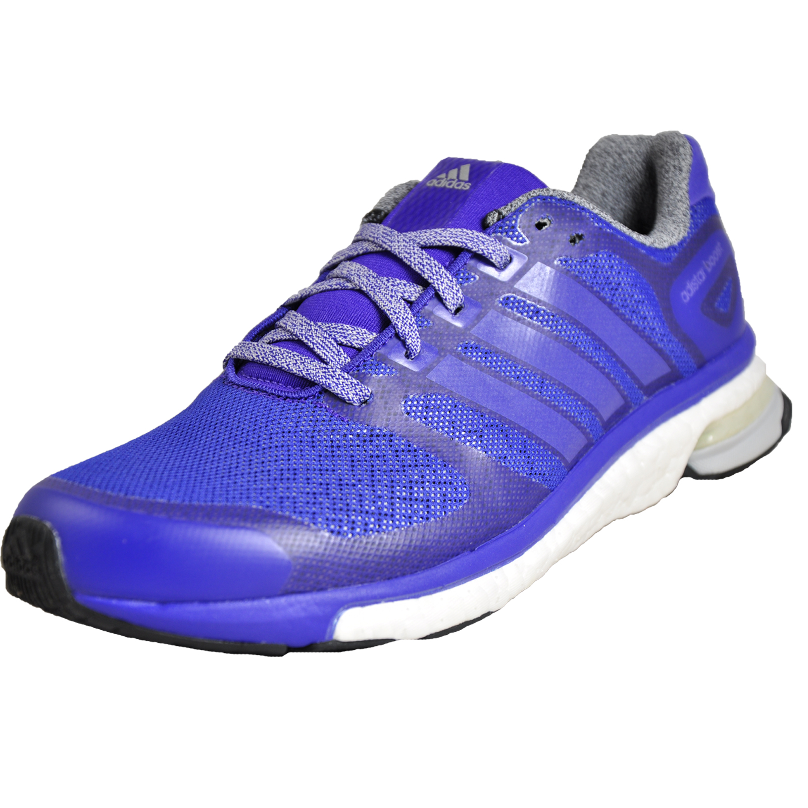 check out a6bc1 ae530 Details about Adidas Adistar Boost Women s Premium Running Shoes Fitness  Gym Trainers