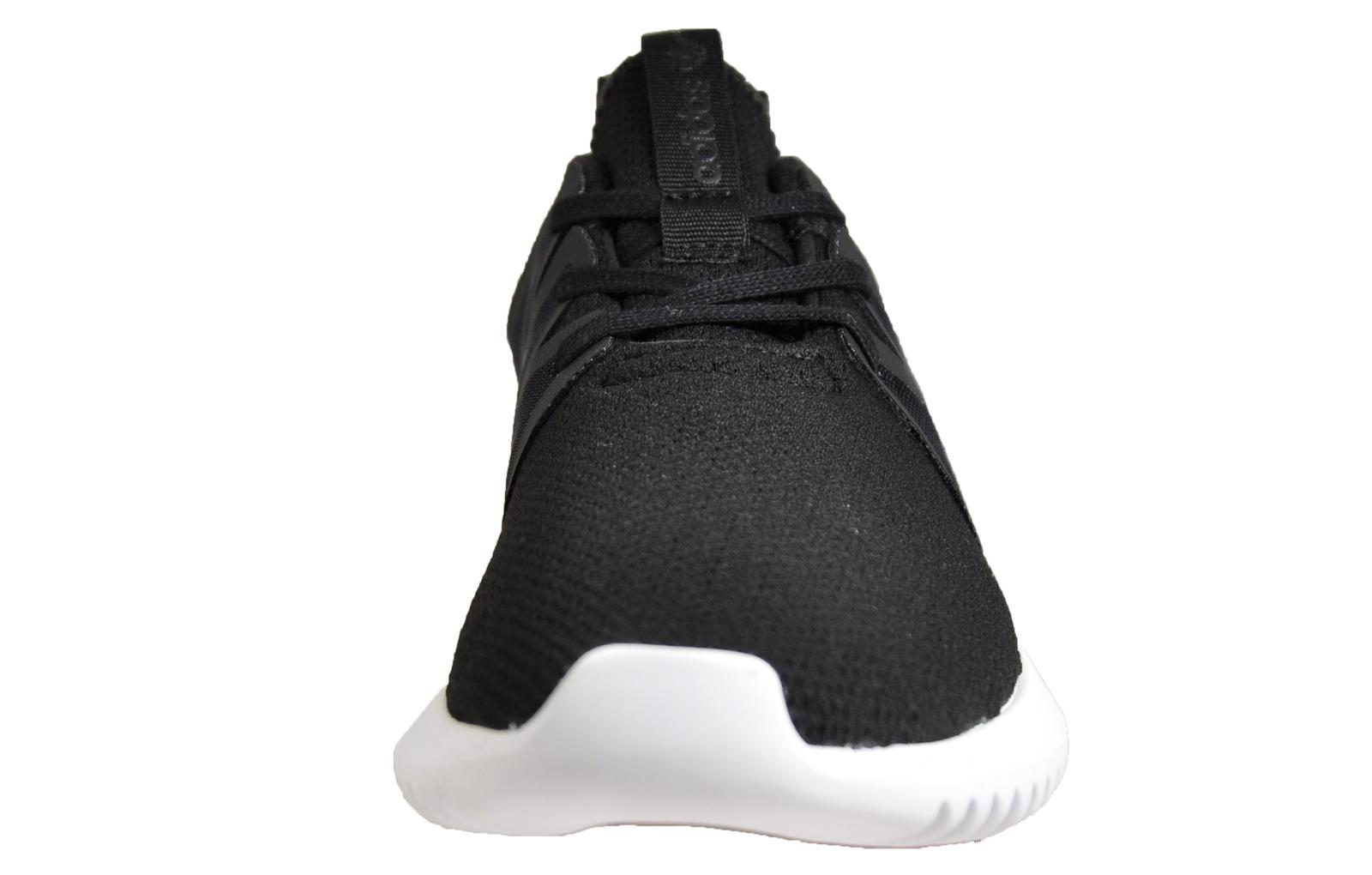 8cd304e593cb56 Adidas Originals Tubular Viral 2 Women s Ladies Running Shoes Fitness Gym  Trainers Black
