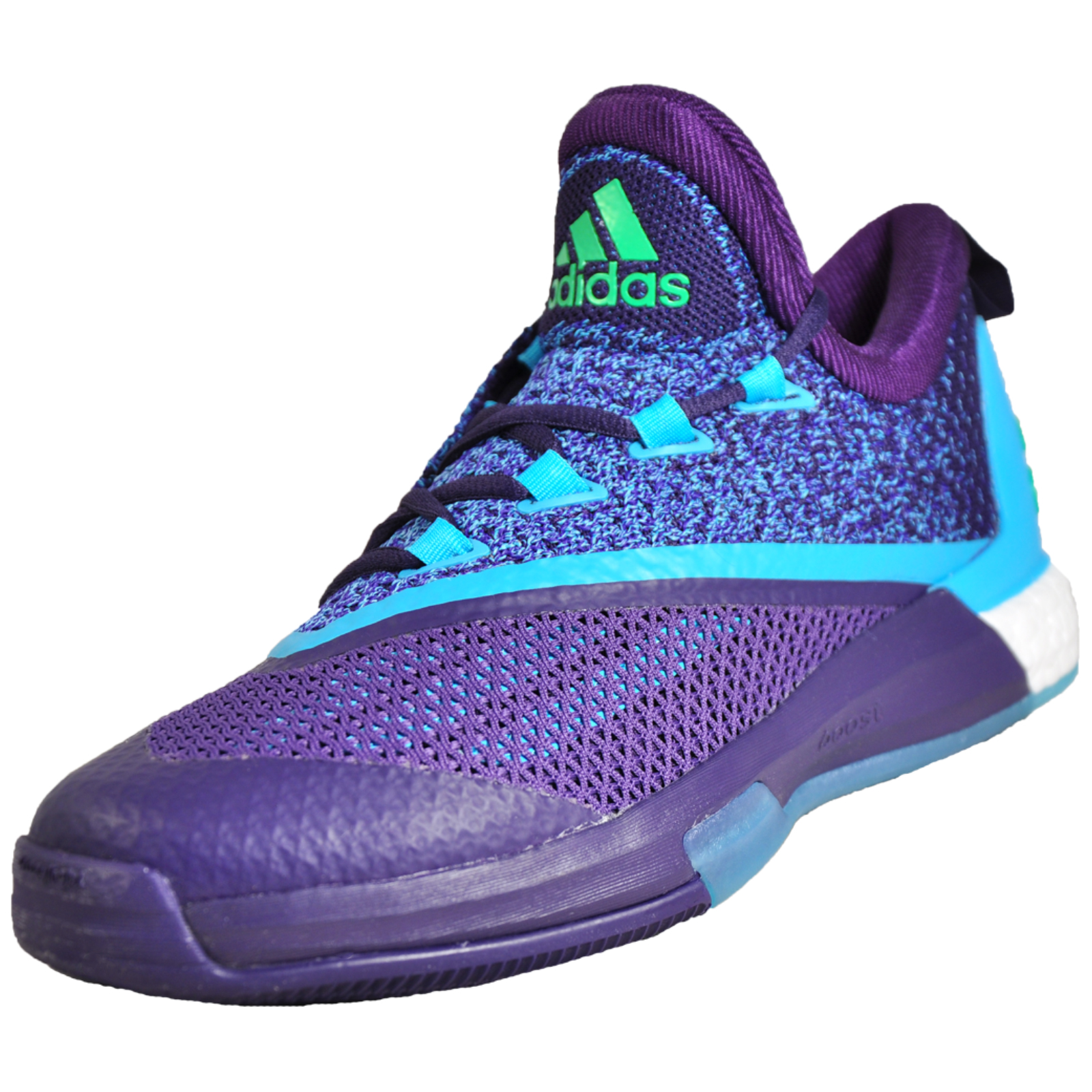 f7788965a6e2 Adidas Crazylight Boost 2.5 Low Men s Premium Performance Court Basketball  Trainers