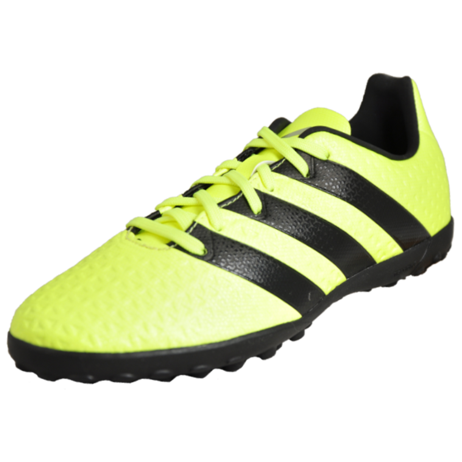 Details about Adidas Ace 16.4 TF Junior Kids Boys Turf Football Trainers  Yellow 7bd2d251e3e8c