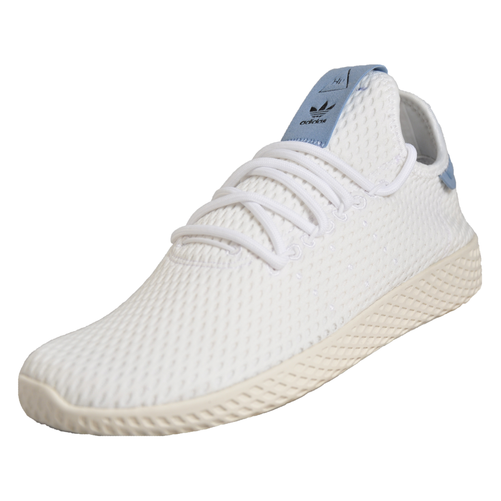c41a1e4e9 Adidas Originals Pharrell Williams x Tennis Hu Mens Ltd Edition Retro  Classic Trainers White