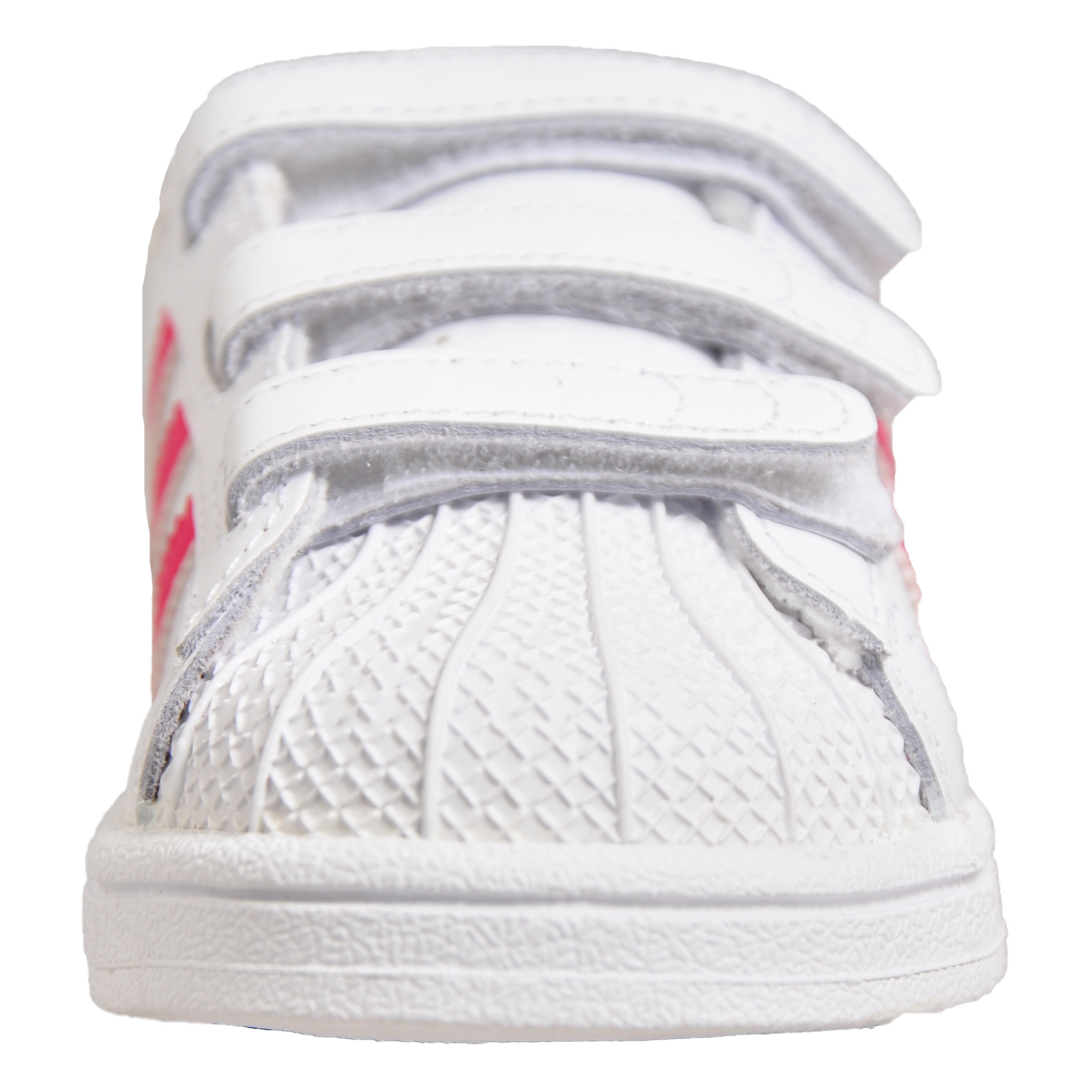 online store 0d2cd 51934 Adidas Originals Superstar Kids Girls Classic Casual Retro Trainers White