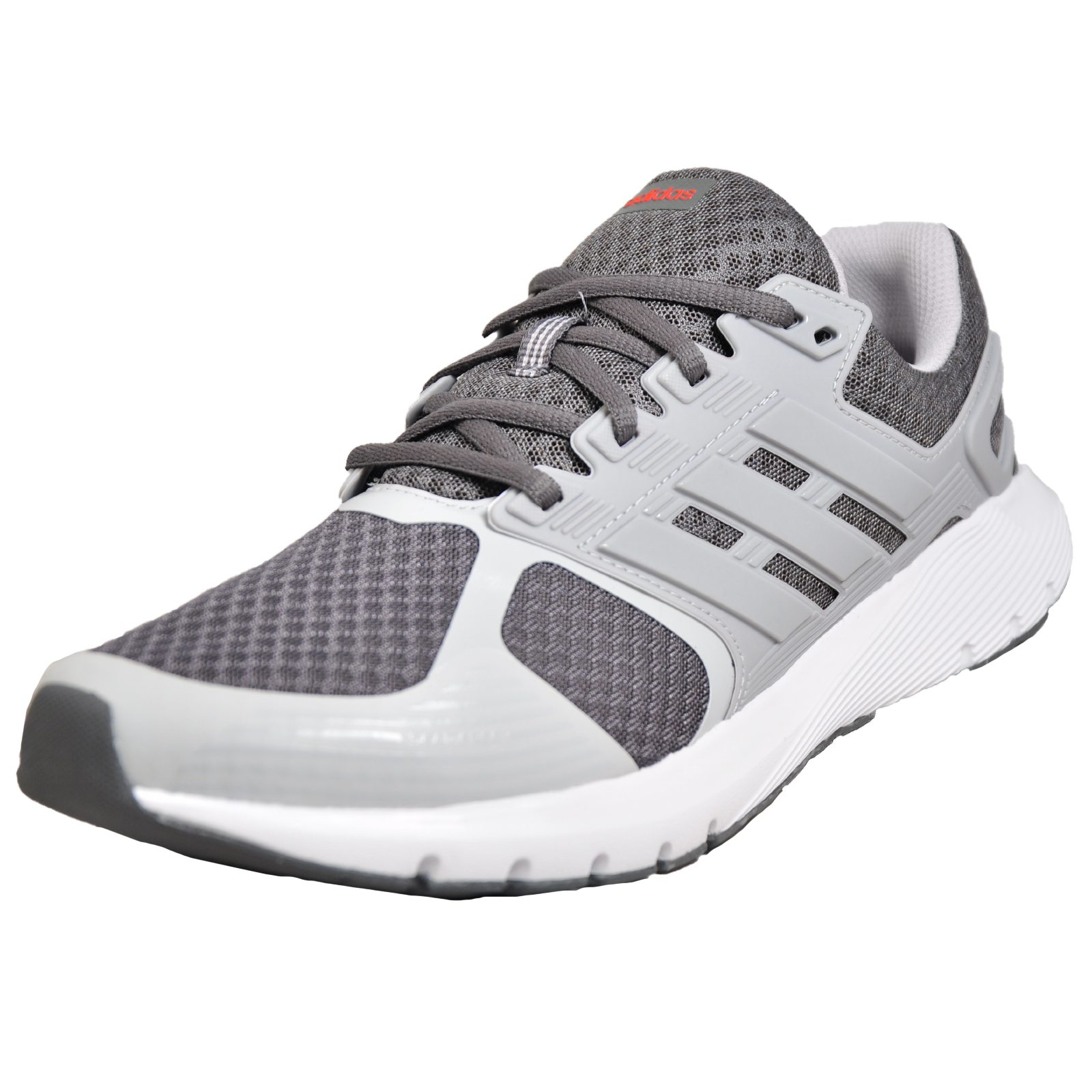 pretty nice details for 100% authentic Details about Adidas Duramo 8 Mens Running Shoes Fitness Gym Trainers Grey