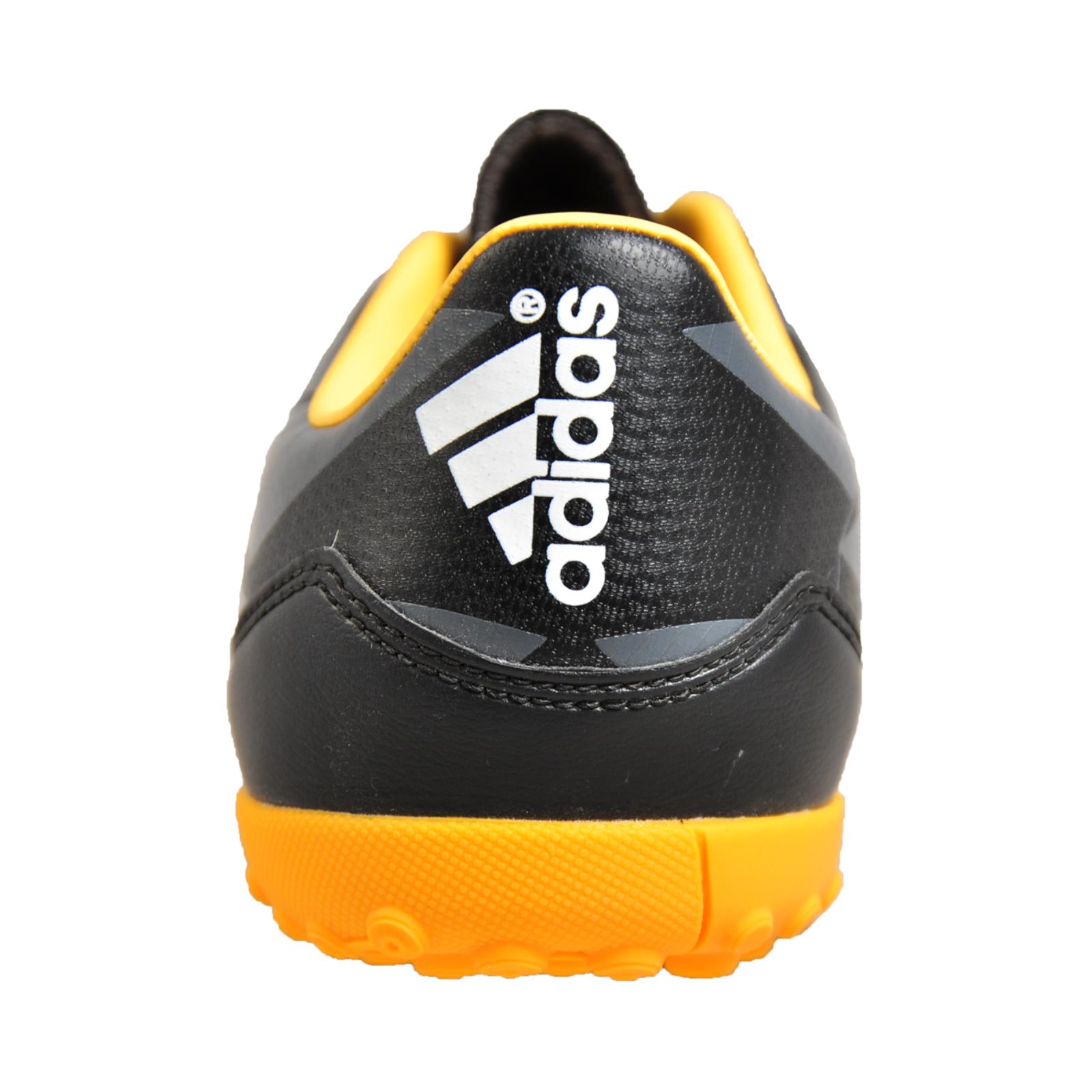 Adidas F10 TF Turf Junior Football Soccer Trainers Black