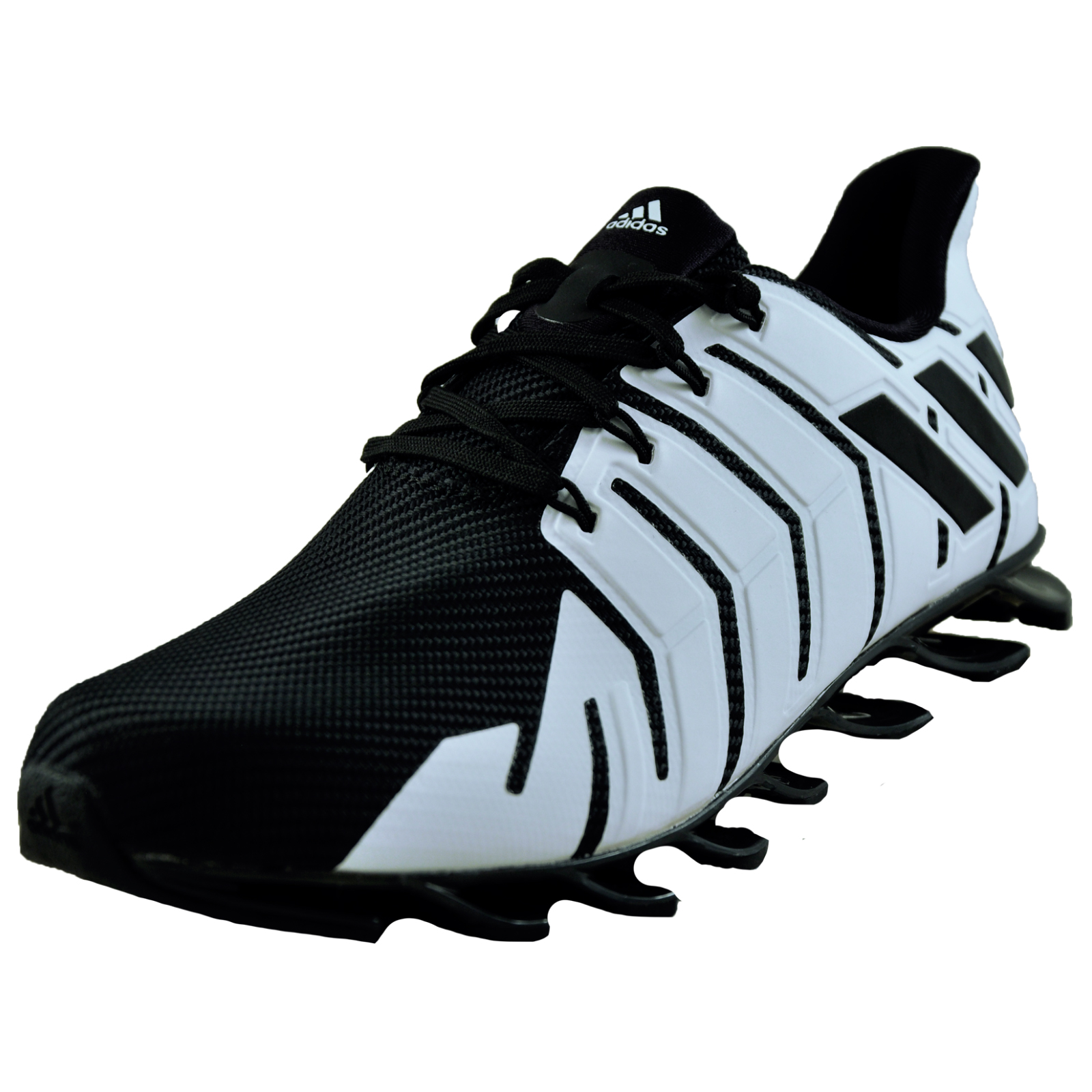 big sale 11fe5 9622e Adidas SpringBlade Pro Men s Premium Running Shoes Fitness Gym Trainers  Black