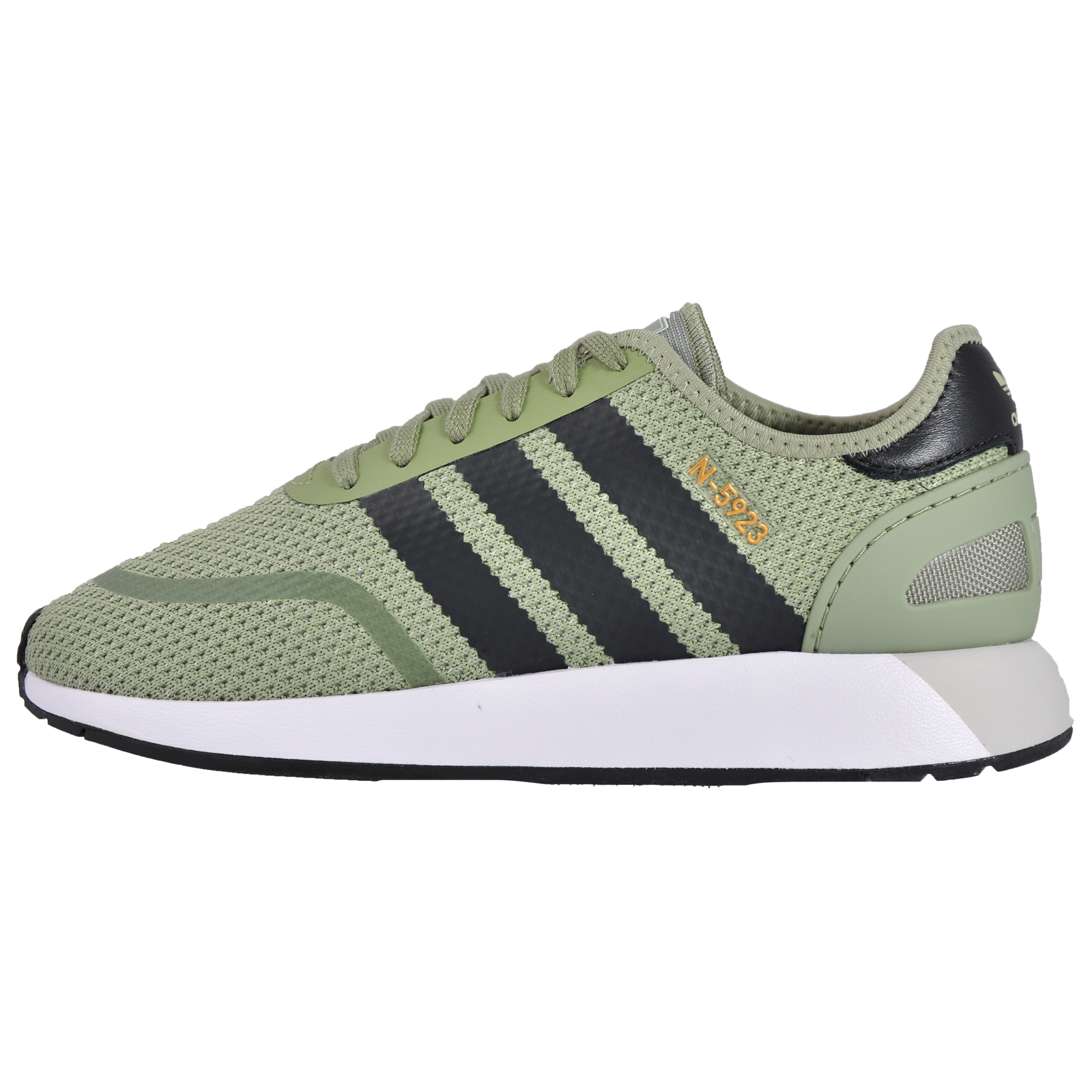 Dettagli su Adidas Originals Iniki N 5923 Classico da Uomo Heritage Moda Retrò Scarpe Verde