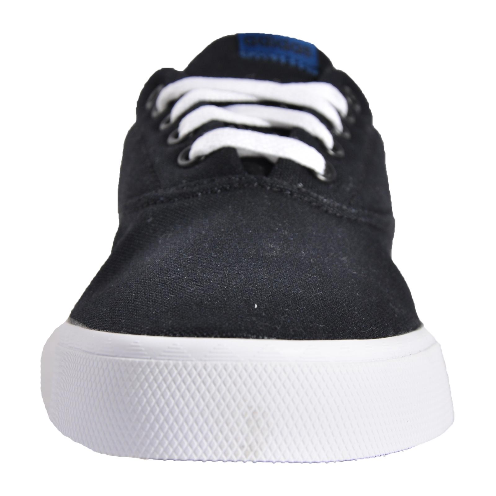 Detalles de Adidas Neo Park ST clásica para hombre Casual Retro plimsol Entrenadores Negro ver título original