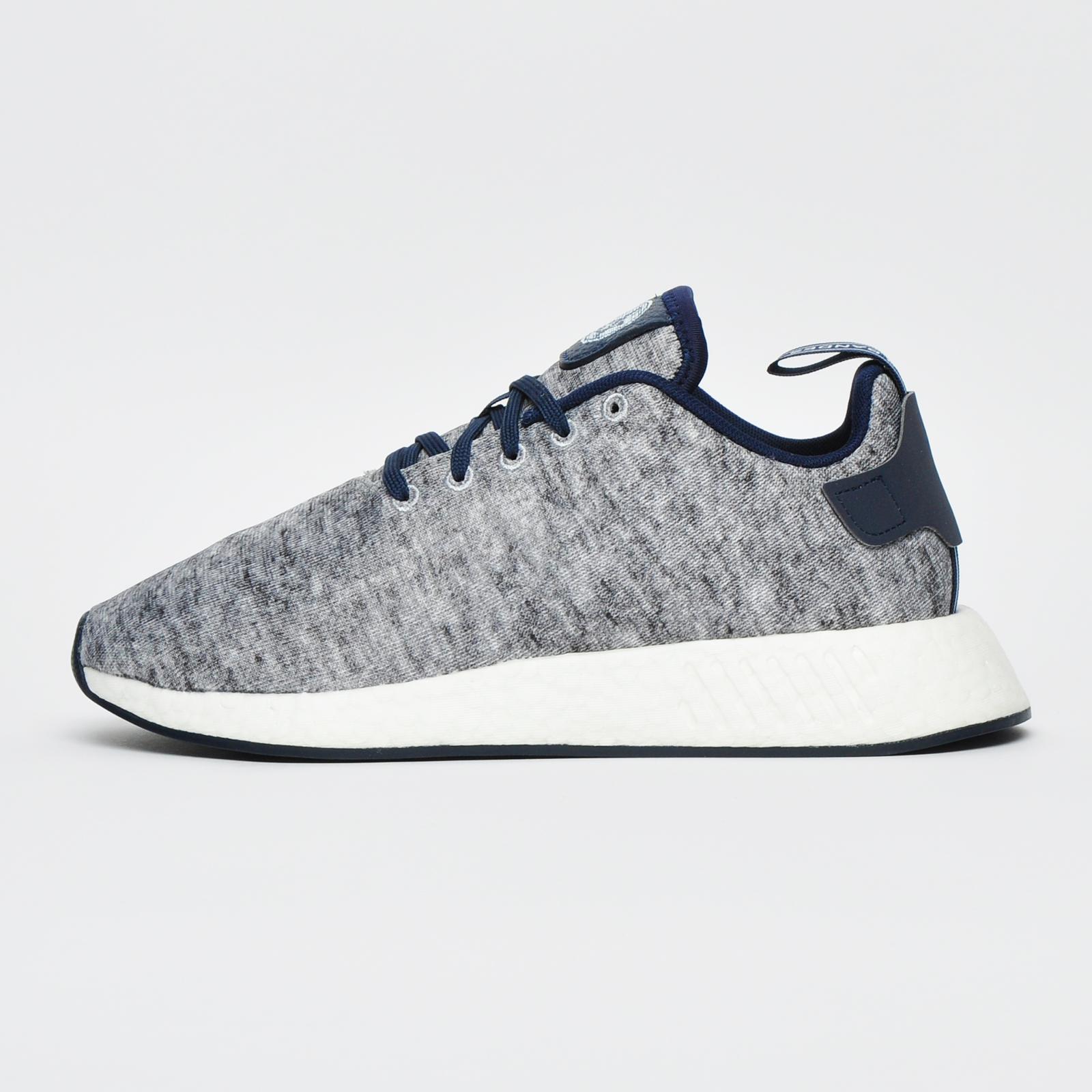 Adidas Originals Nmd R2 Boost Hombres Unido Flechas & Sons