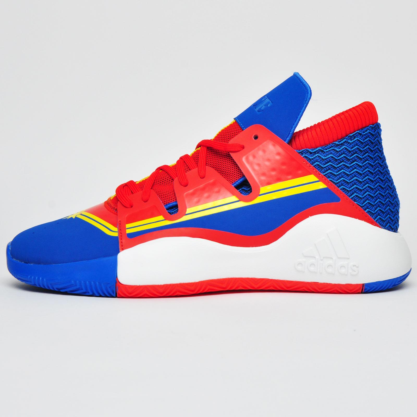Adidas Pro Vision X Captain Marvel Mens