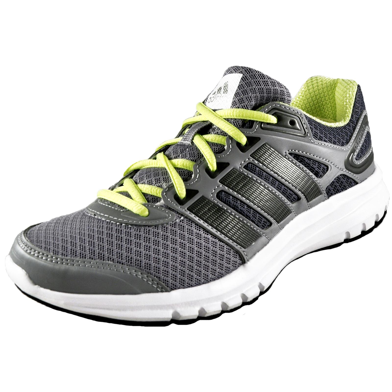 765ed3222e2e0 Adidas Durnamo Womens Fitness Gym Trainers Grey
