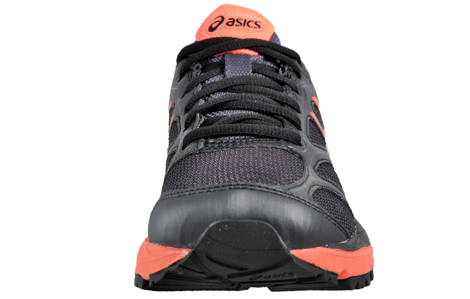 Details about Asics Gel Pulse 8 GTX Gore Tex Womens Running Shoes Black Coral