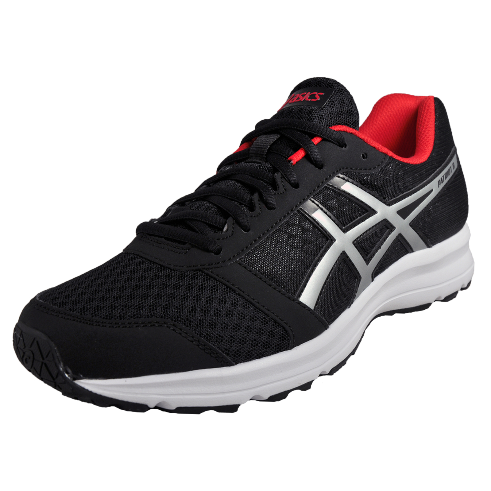 Asics Patriot 8 Mens Running Shoes Fitness Gym Workout