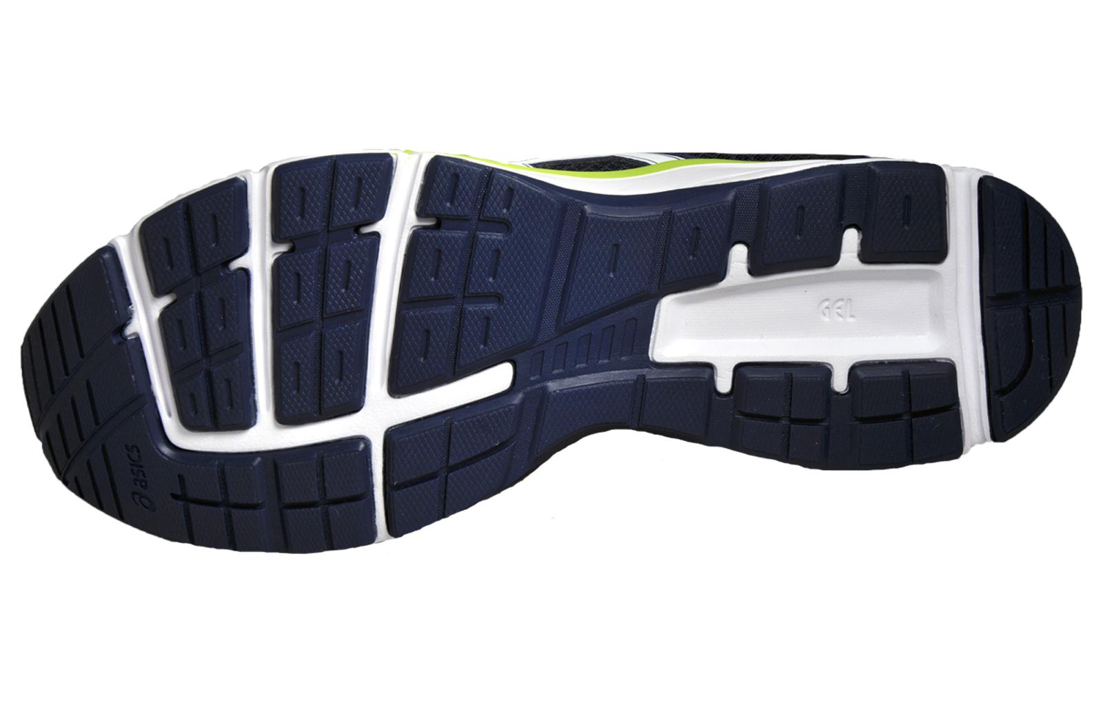 Asics Gel-galaxy 9 Zapatos Para Hombre Azul / Blanco Que Se Ejecutan v8GUq2y