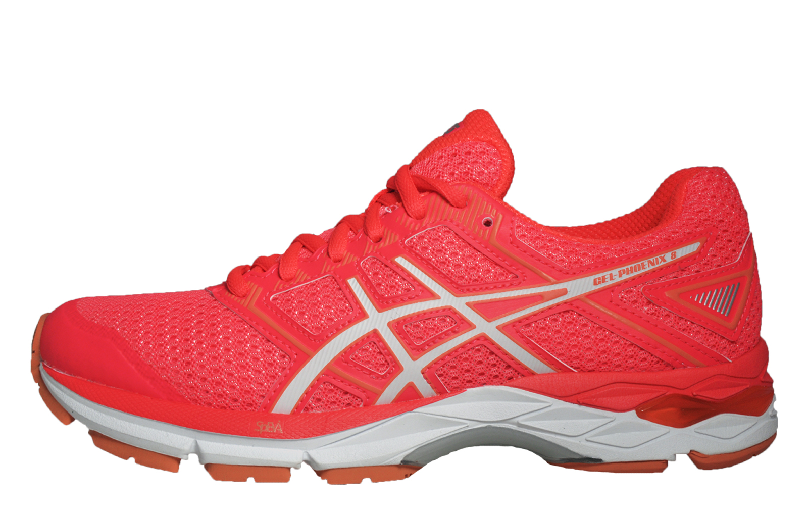 adfeab1daf Details about Asics Gel Phoenix 8 Womens Running Shoes Gym Fitness Trainers  Diva Pink