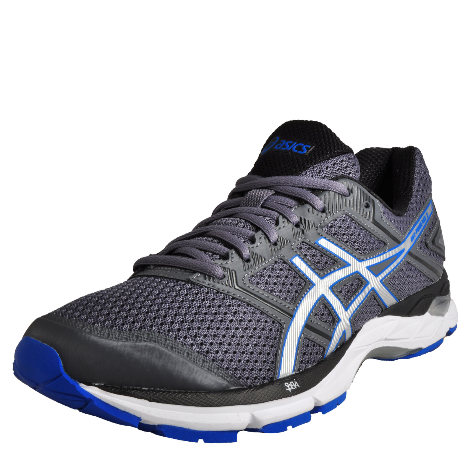 Asics Gel Phoenix 8 Mens Running Shoes Gym Fitness Trainers Carbon