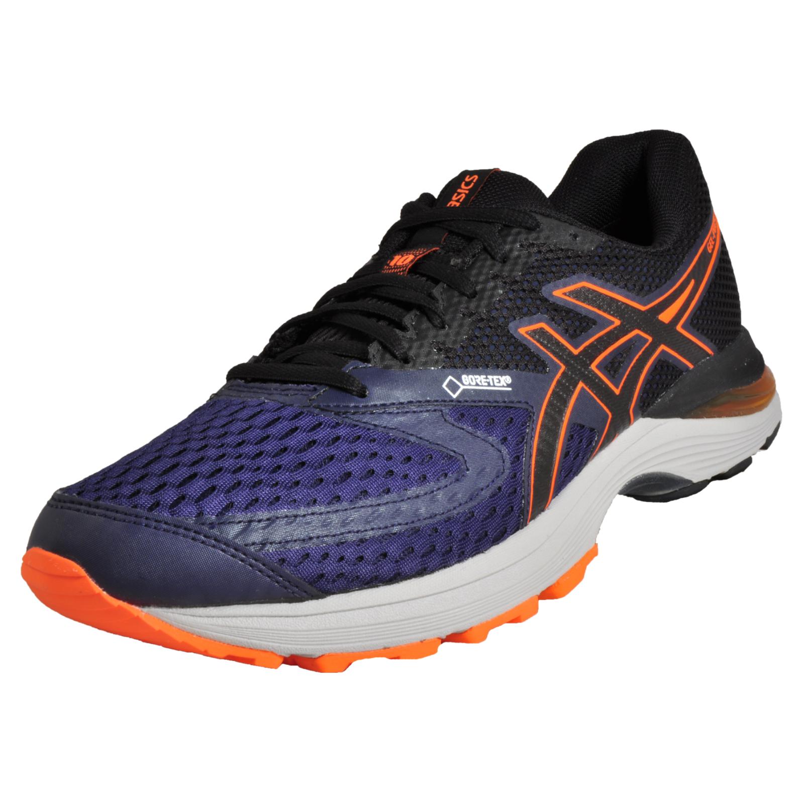 Asics Gel Pulse 10 GTX Gore-Tex Waterproof Men s Running Shoes Trainers 8a7fce281dc