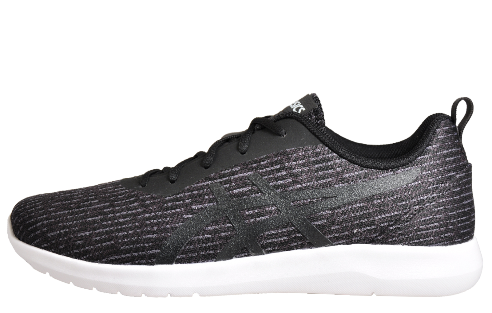 sale retailer d571b 144b6 Asics Kanmei 2 Men s Running Shoes Fitness Gym Workout Trainers Black